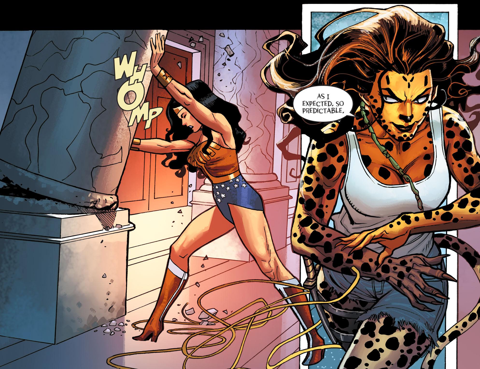 Read online Wonder Woman '77 [I] comic -  Issue #8 - 16
