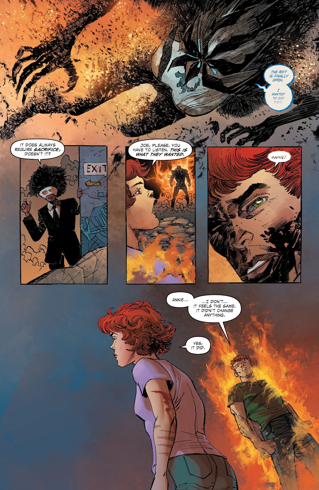 Read online The Curse of Brimstone: Ashes comic -  Issue # TPB (Part 2) - 49