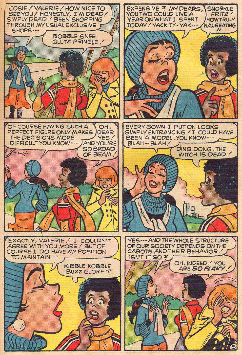 Read online She's Josie comic -  Issue #87 - 31