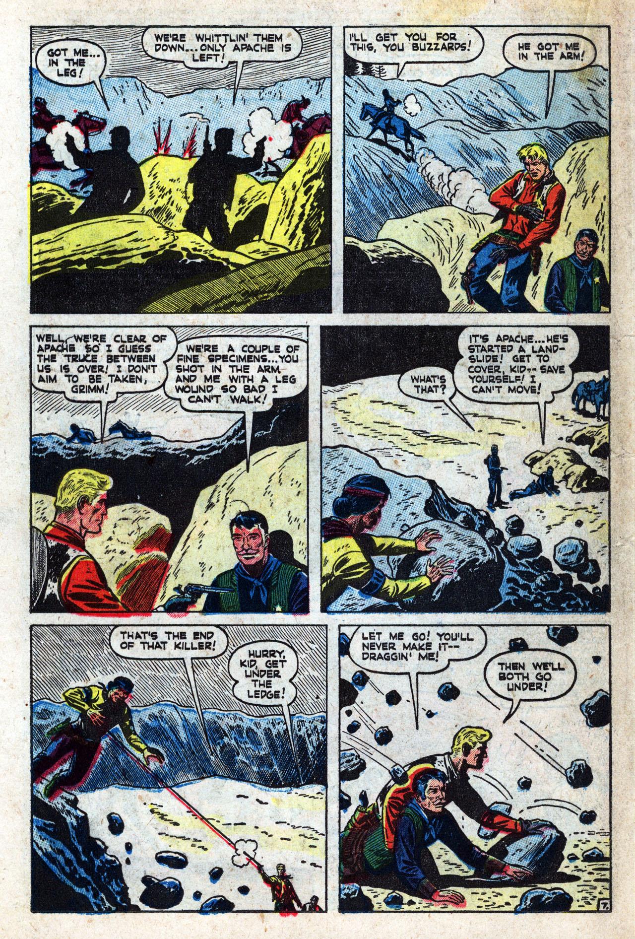 Read online Two-Gun Kid comic -  Issue #10 - 32