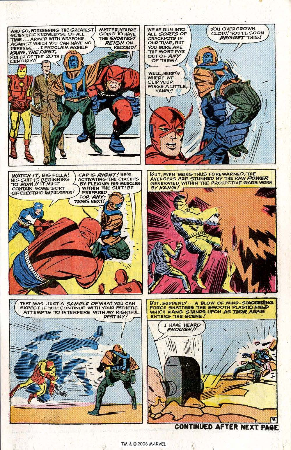 The Avengers (1963) _Annual_5 Page 10