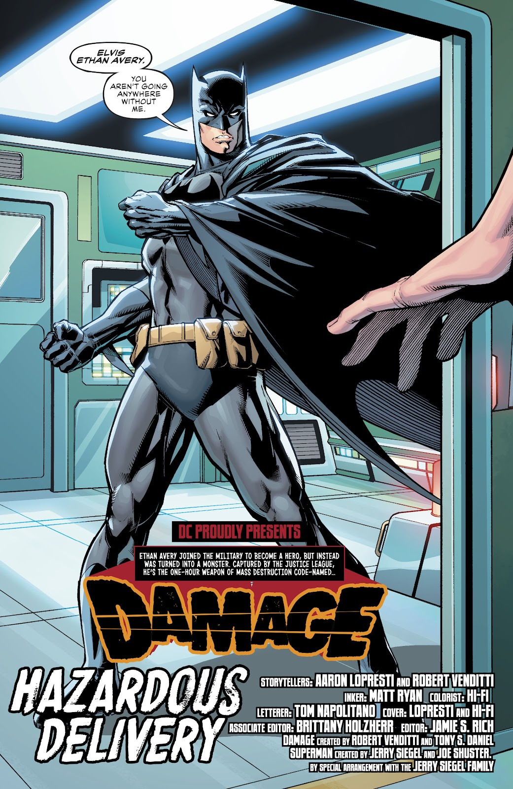 Read online Damage (2018) comic -  Issue #13 - 5