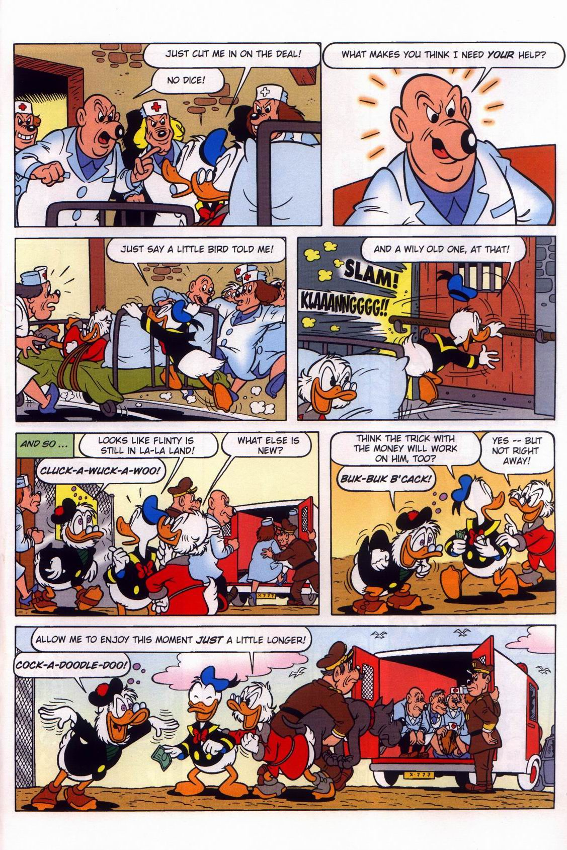 Read online Uncle Scrooge (1953) comic -  Issue #316 - 65