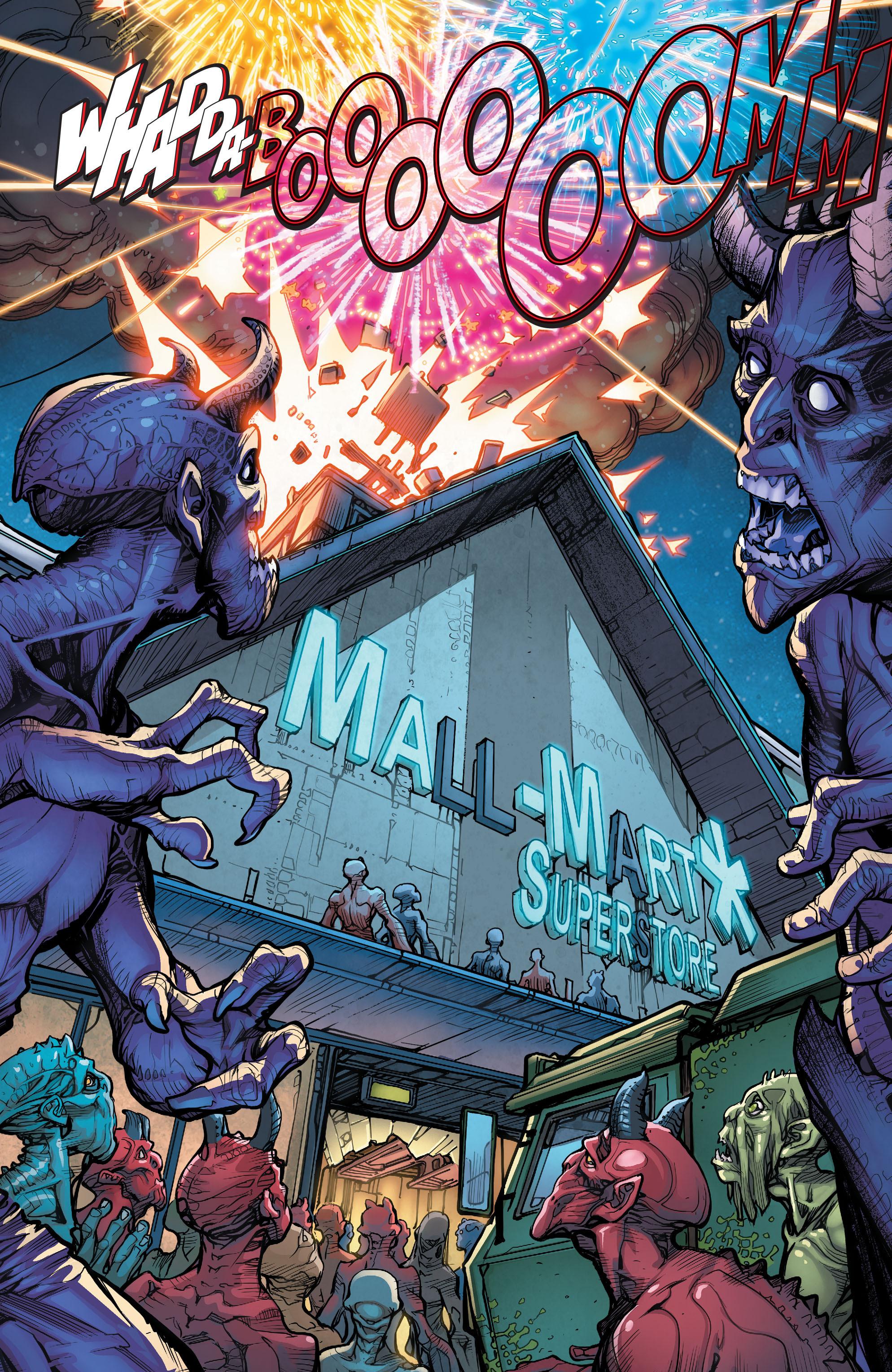 Read online Scooby Apocalypse comic -  Issue #7 - 15