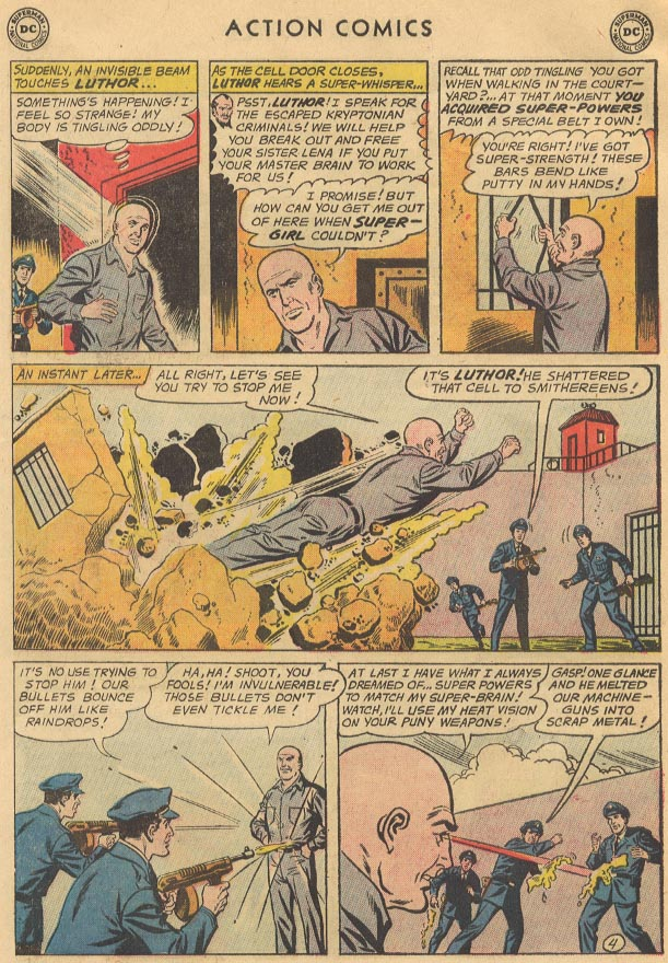 Read online Action Comics (1938) comic -  Issue #298 - 22