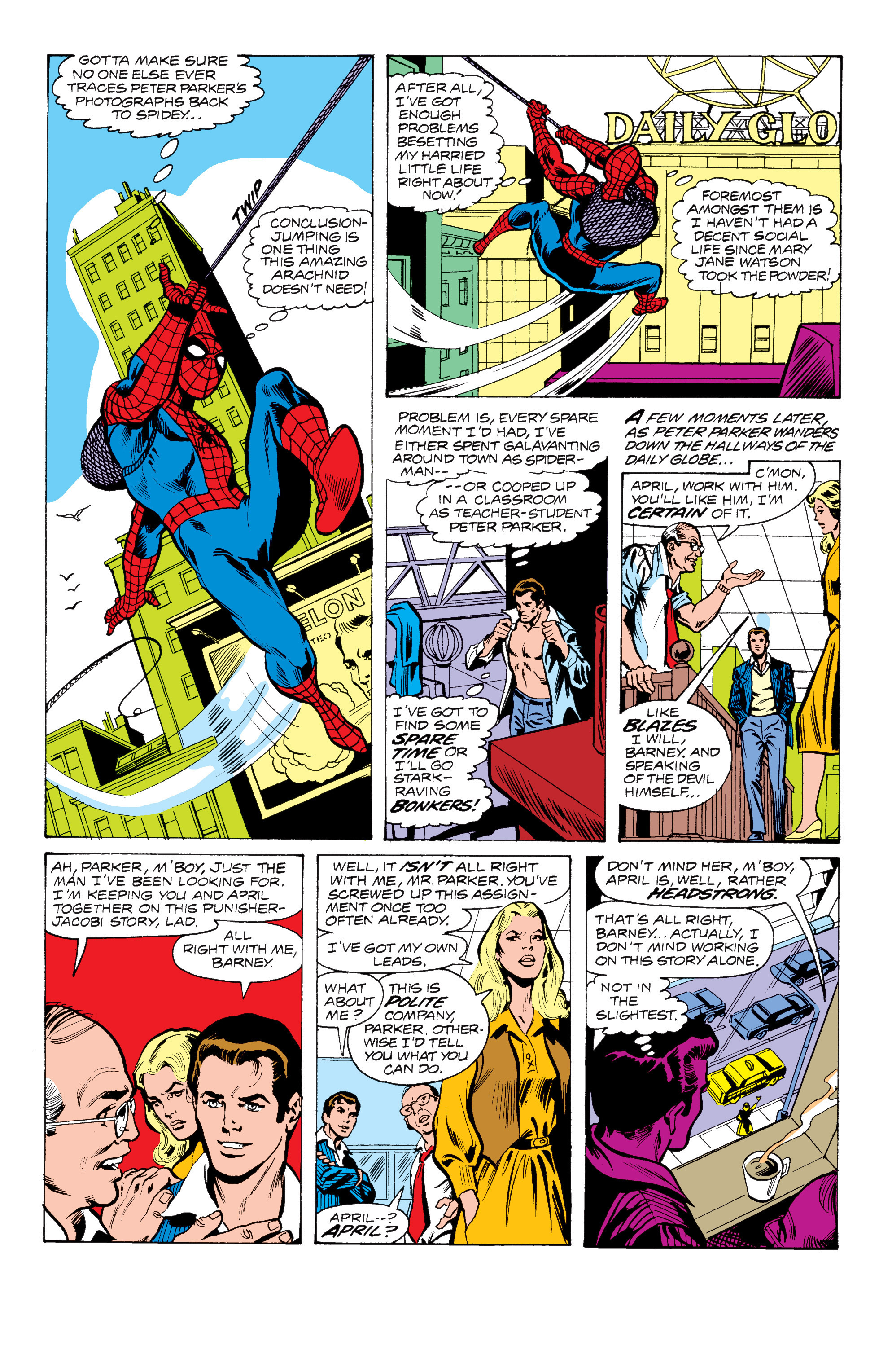 The Amazing Spider-Man (1963) 202 Page 3