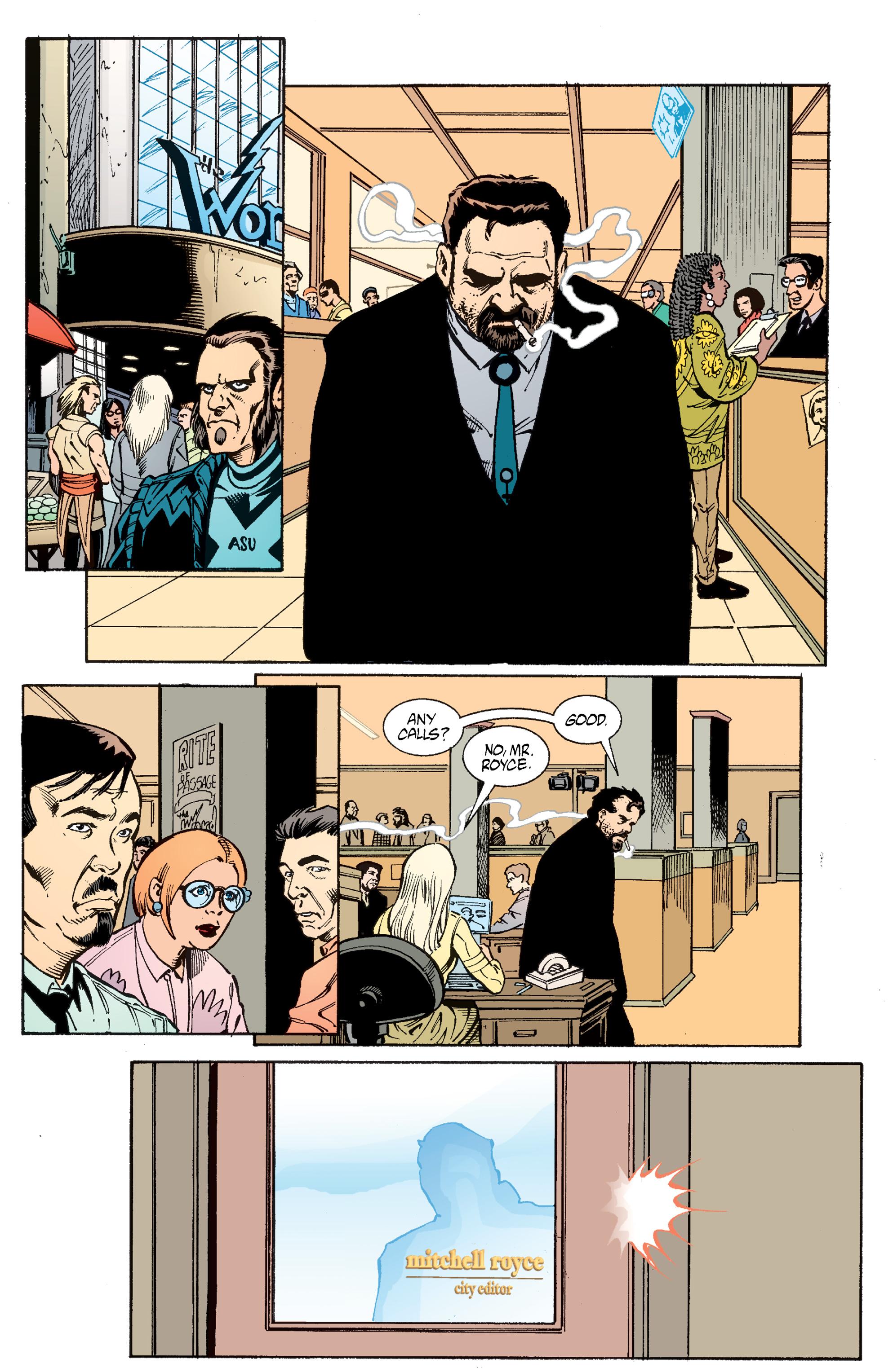 Read online Transmetropolitan comic -  Issue #51 - 4