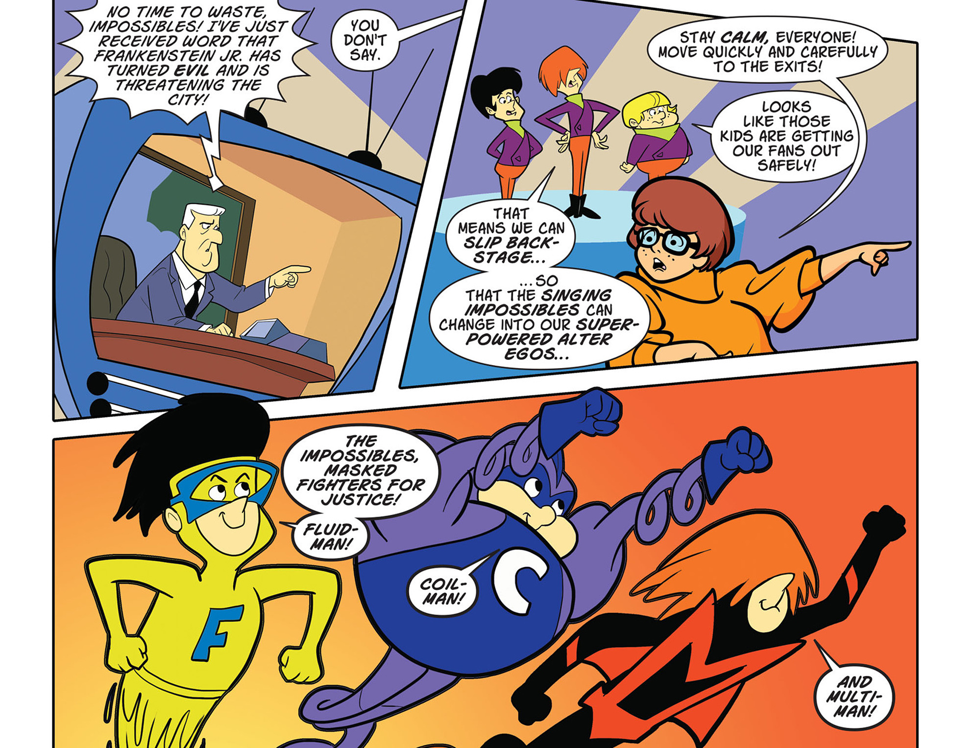 Read online Scooby-Doo! Team-Up comic -  Issue #43 - 10