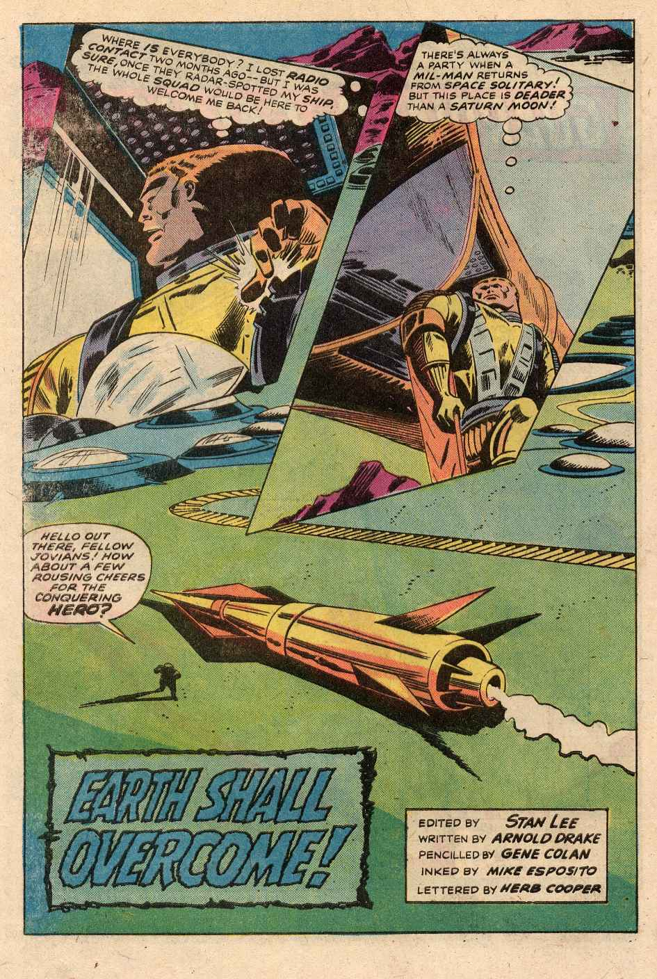 Astonishing Tales (1970) 29 Page 3