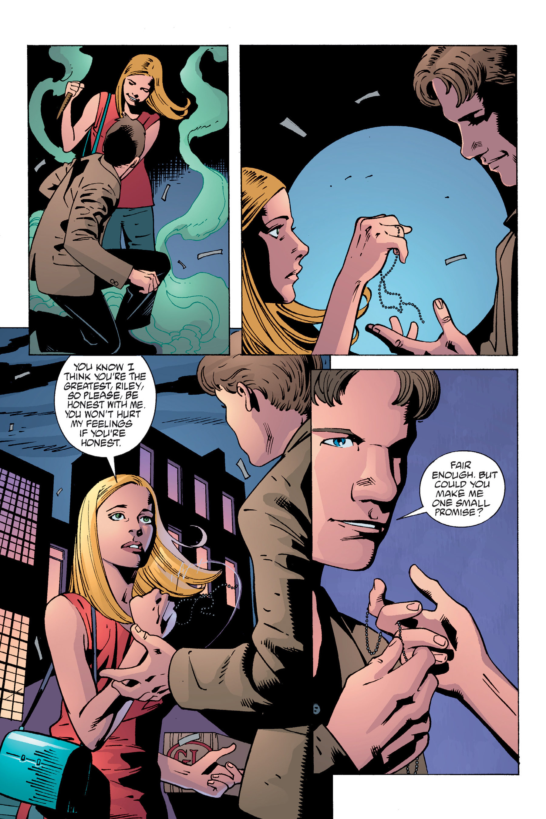 Read online Buffy the Vampire Slayer: Omnibus comic -  Issue # TPB 6 - 84