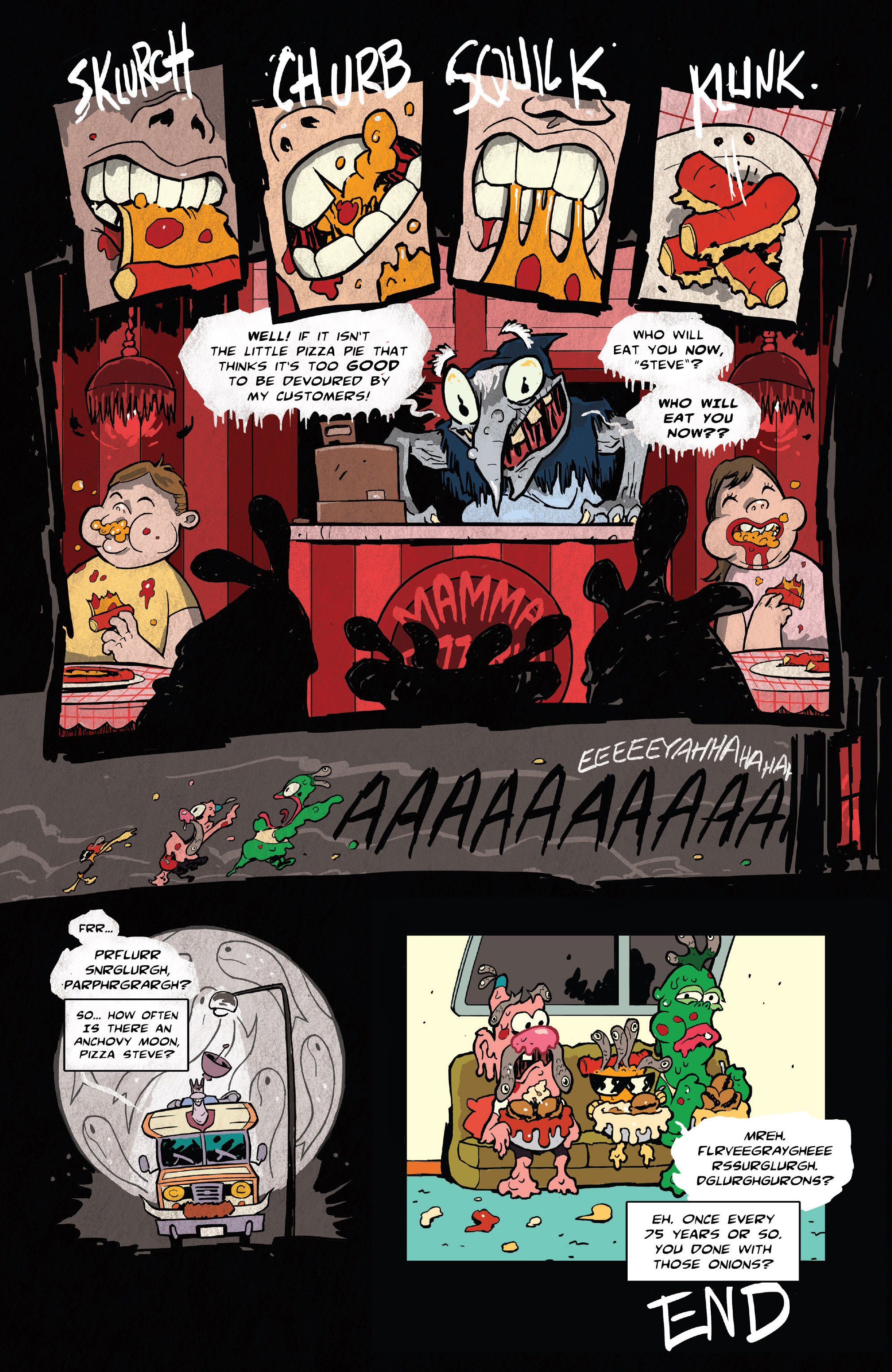 Read online Uncle Grandpa comic -  Issue #3 - 21