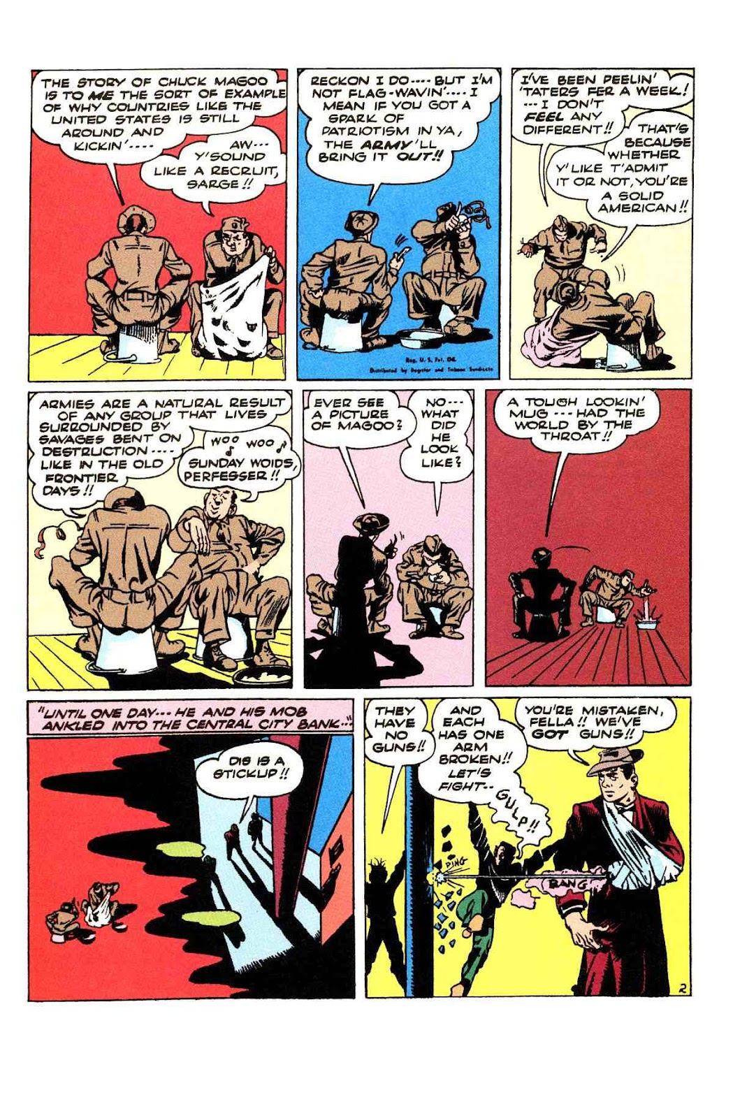Read online Will Eisner's The Spirit Archives comic -  Issue # TPB 3 (Part 2) - 95