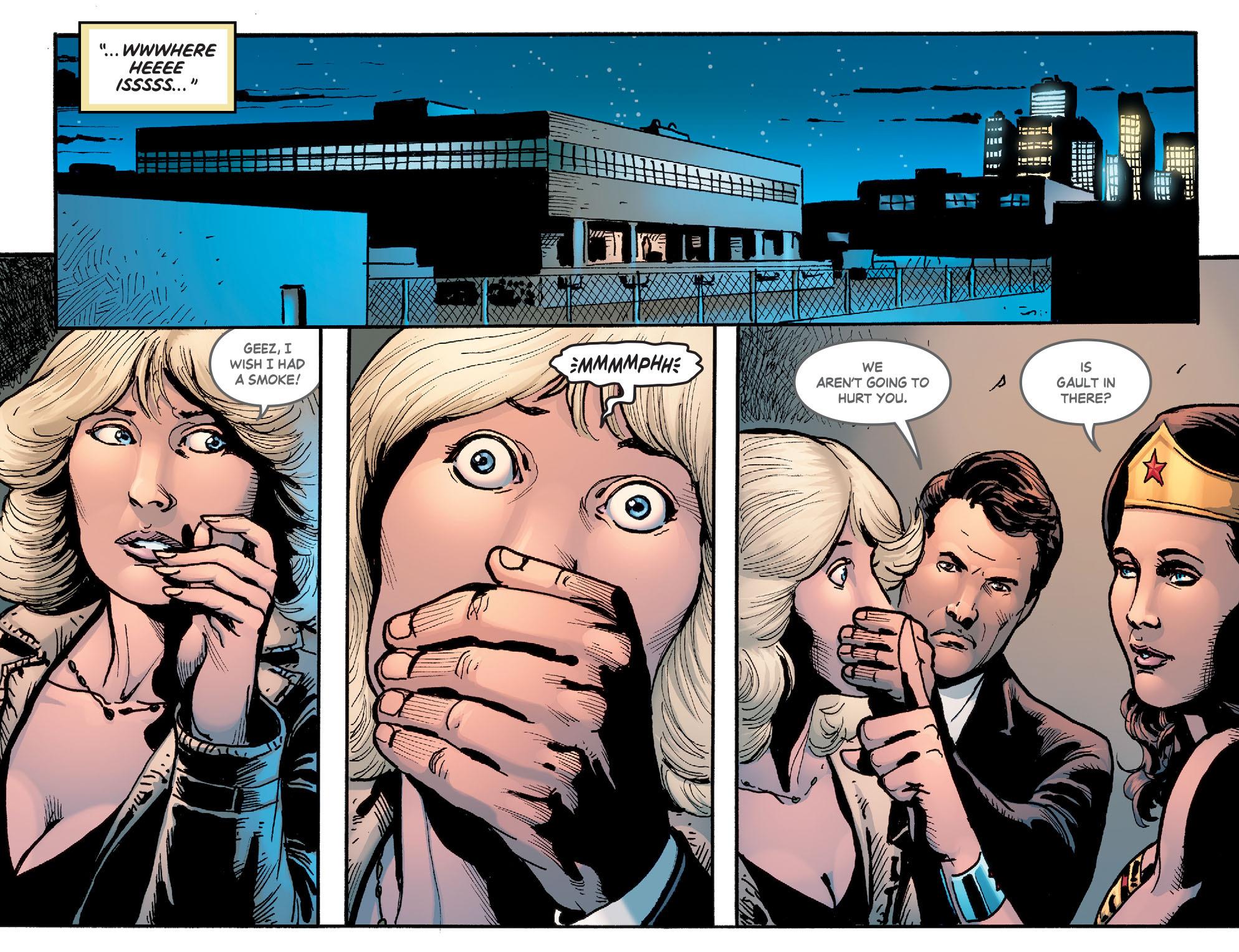 Read online Wonder Woman '77 [I] comic -  Issue #21 - 15