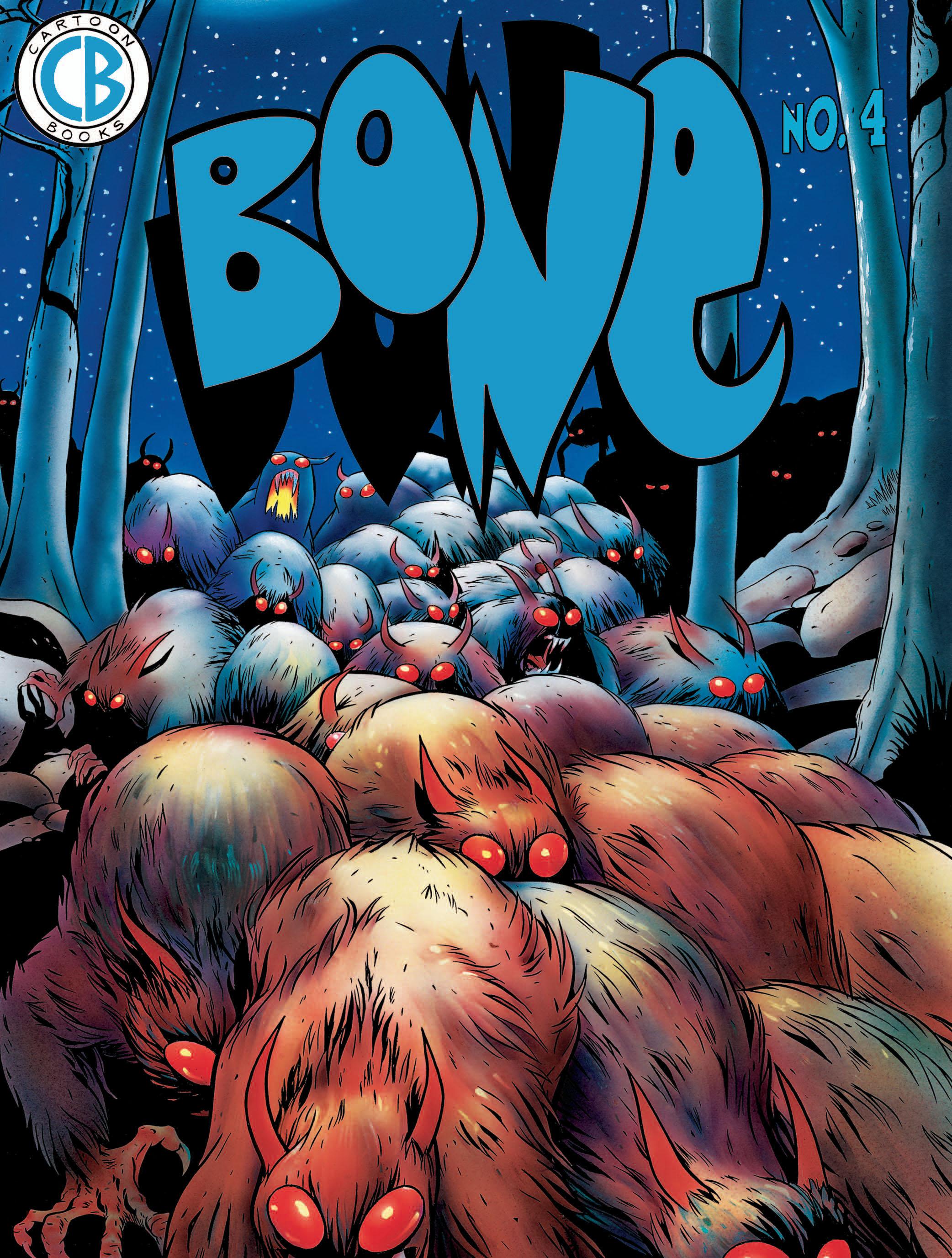 Bone 1991 Issue 4