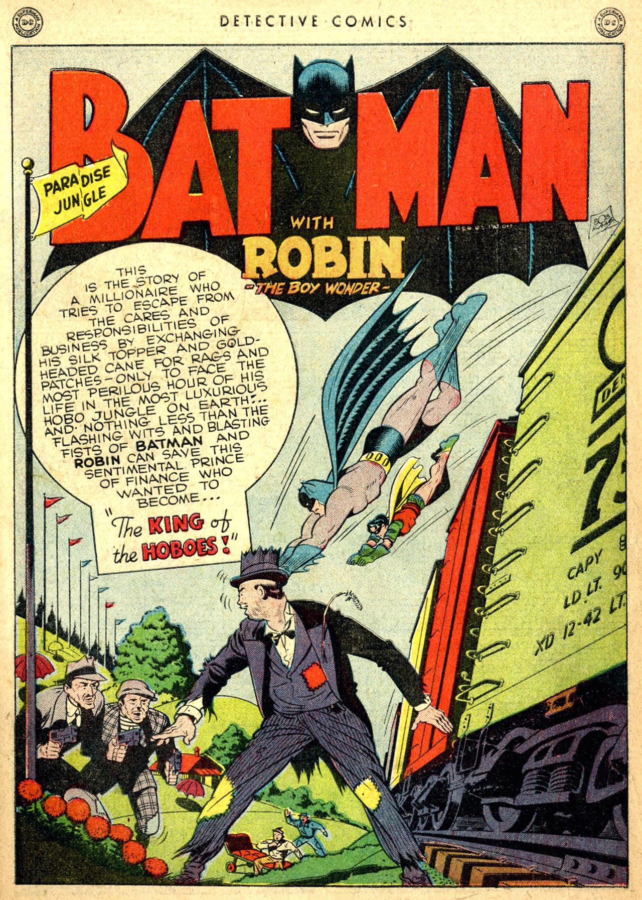 Read online Detective Comics (1937) comic -  Issue #98 - 3