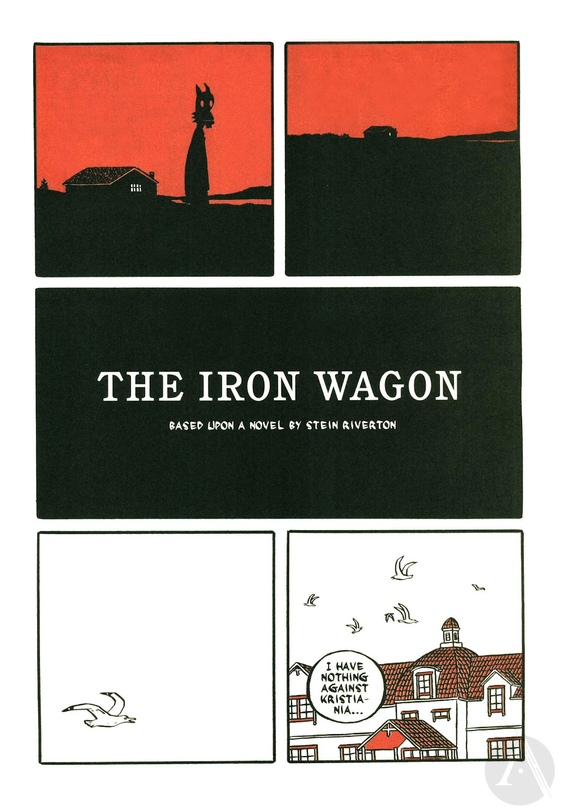 Read online The Iron Wagon comic -  Issue # TPB - 7