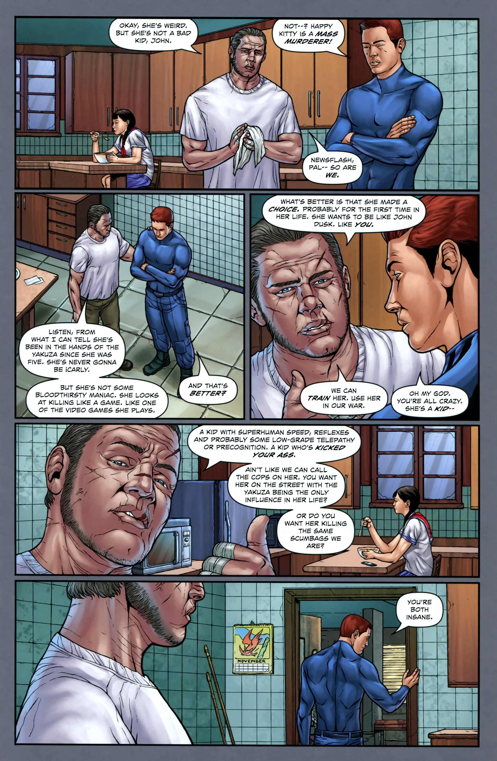 Read online Absolution: Rubicon comic -  Issue #2 - 5