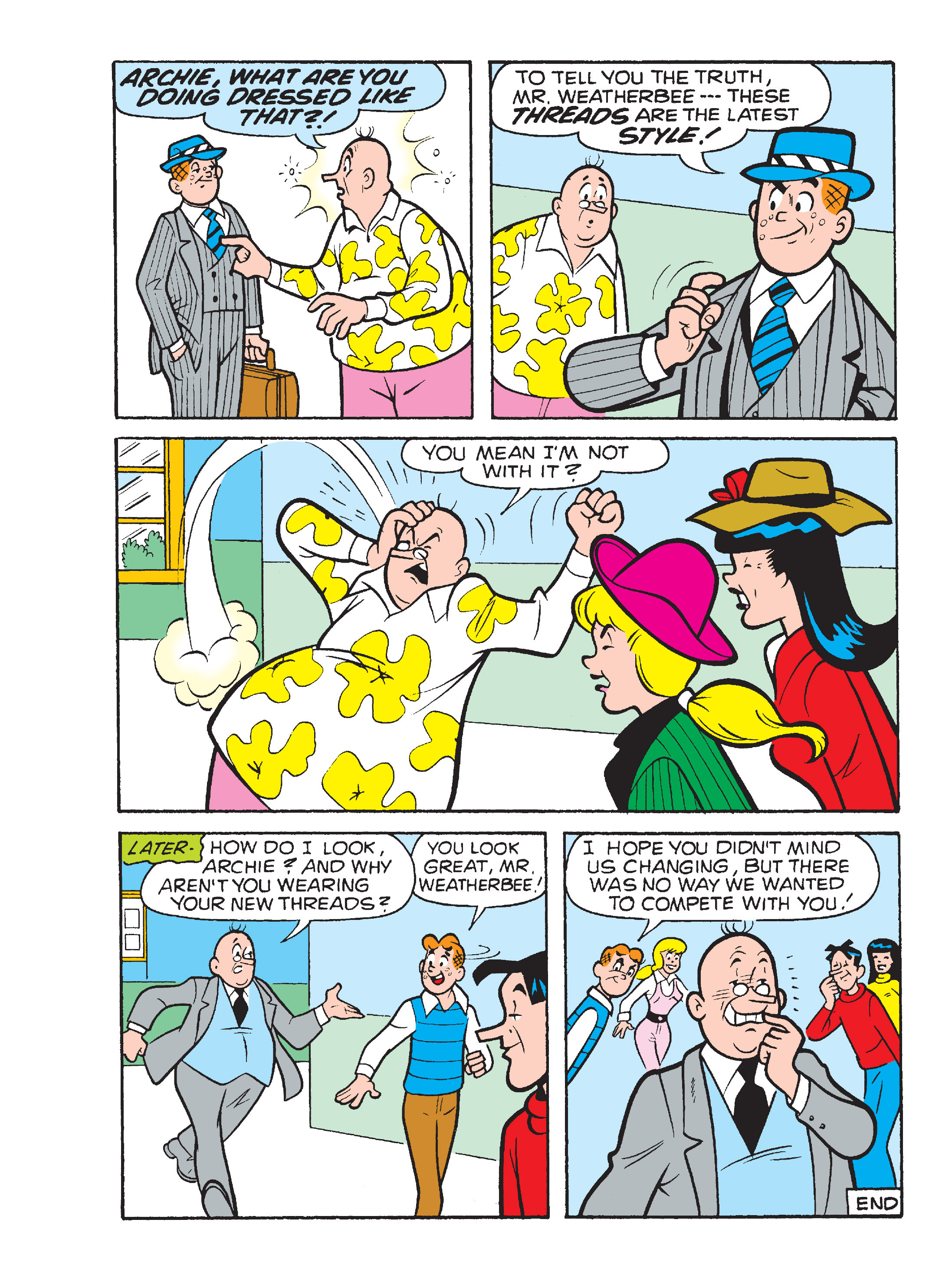 Read online World of Archie Double Digest comic -  Issue #55 - 200