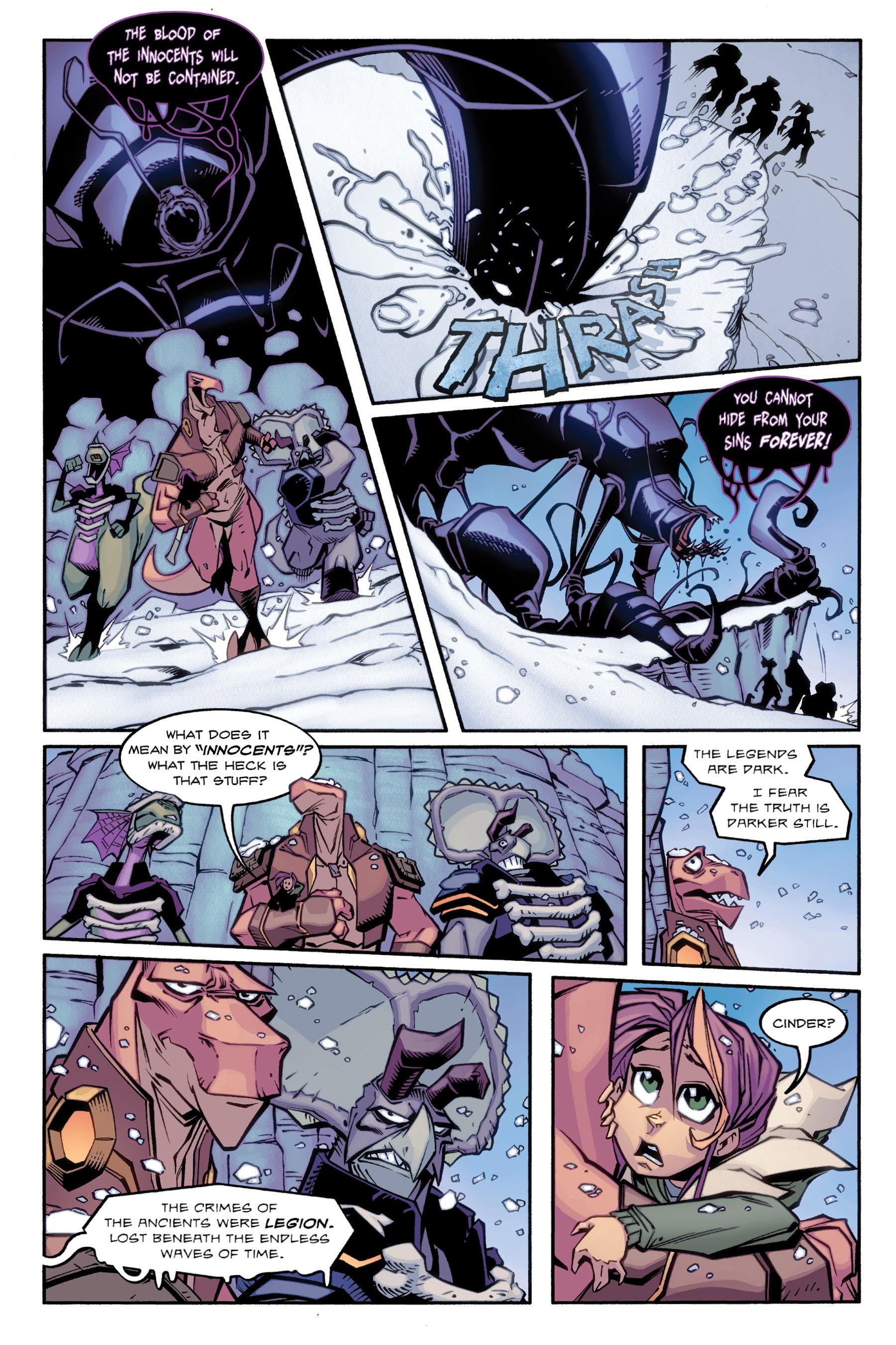 Read online Rexodus comic -  Issue # Full - 91