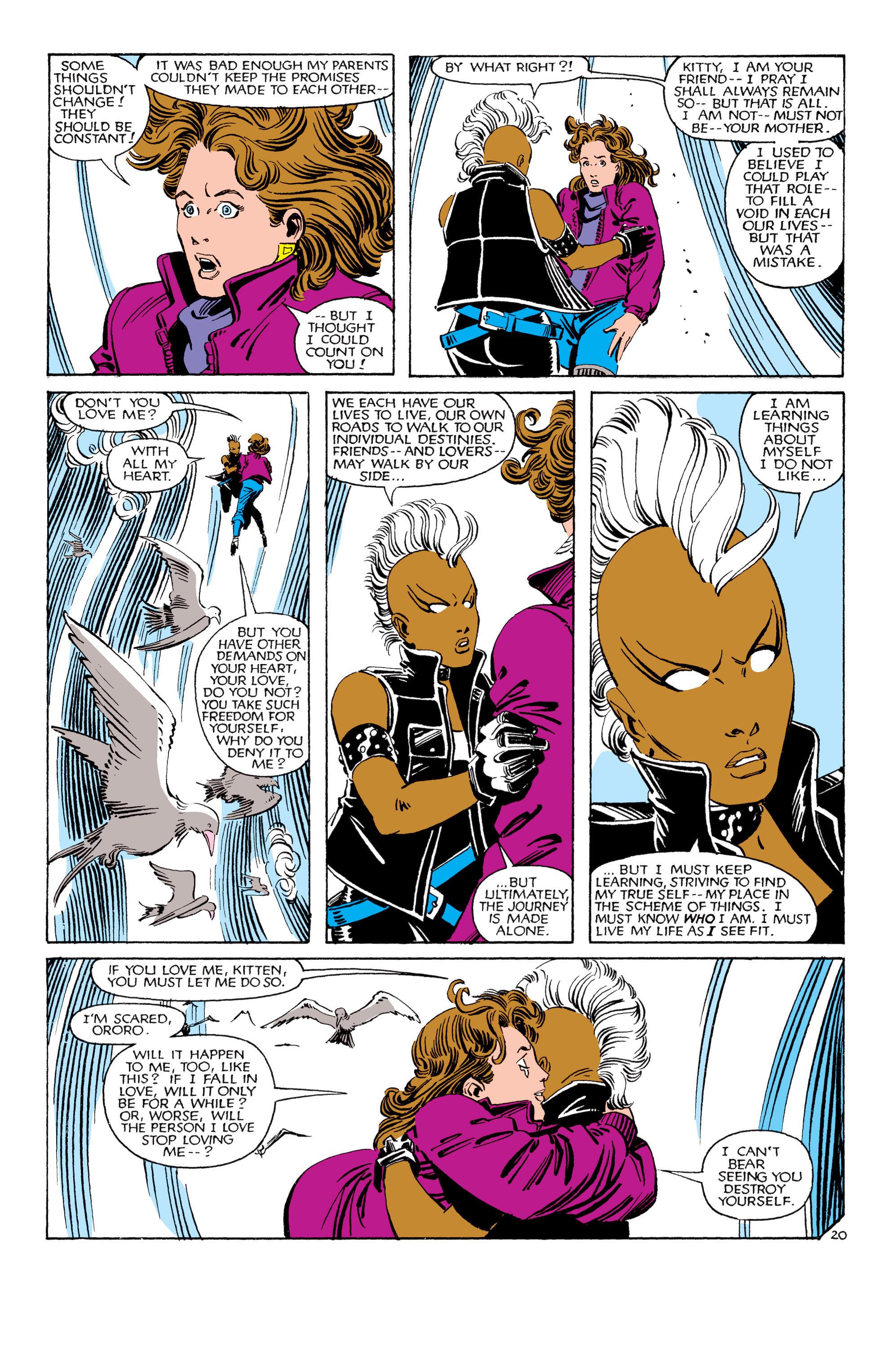 Read online Uncanny X-Men (1963) comic -  Issue #180 - 21