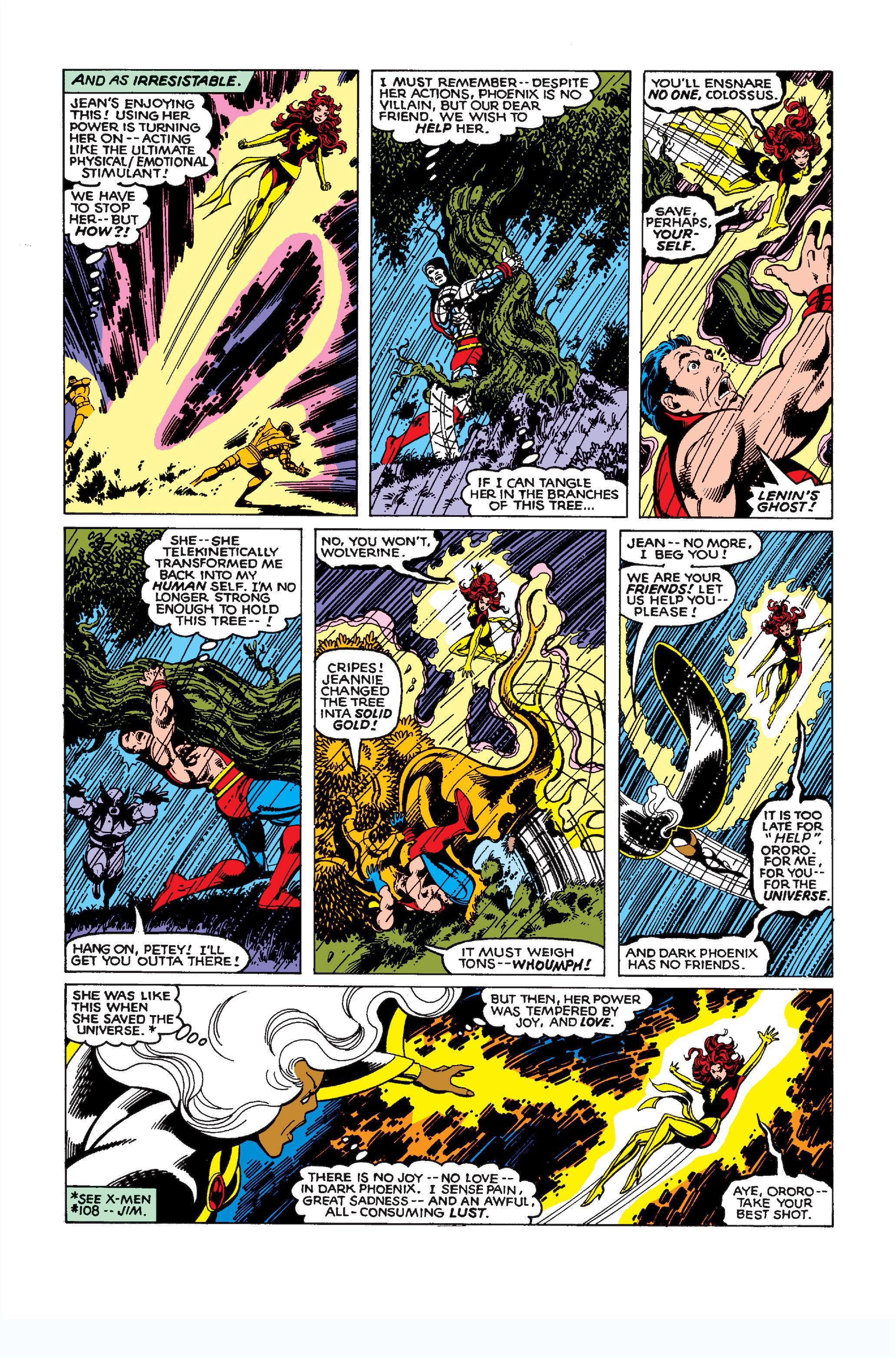 Read online Uncanny X-Men (1963) comic -  Issue #135 - 5