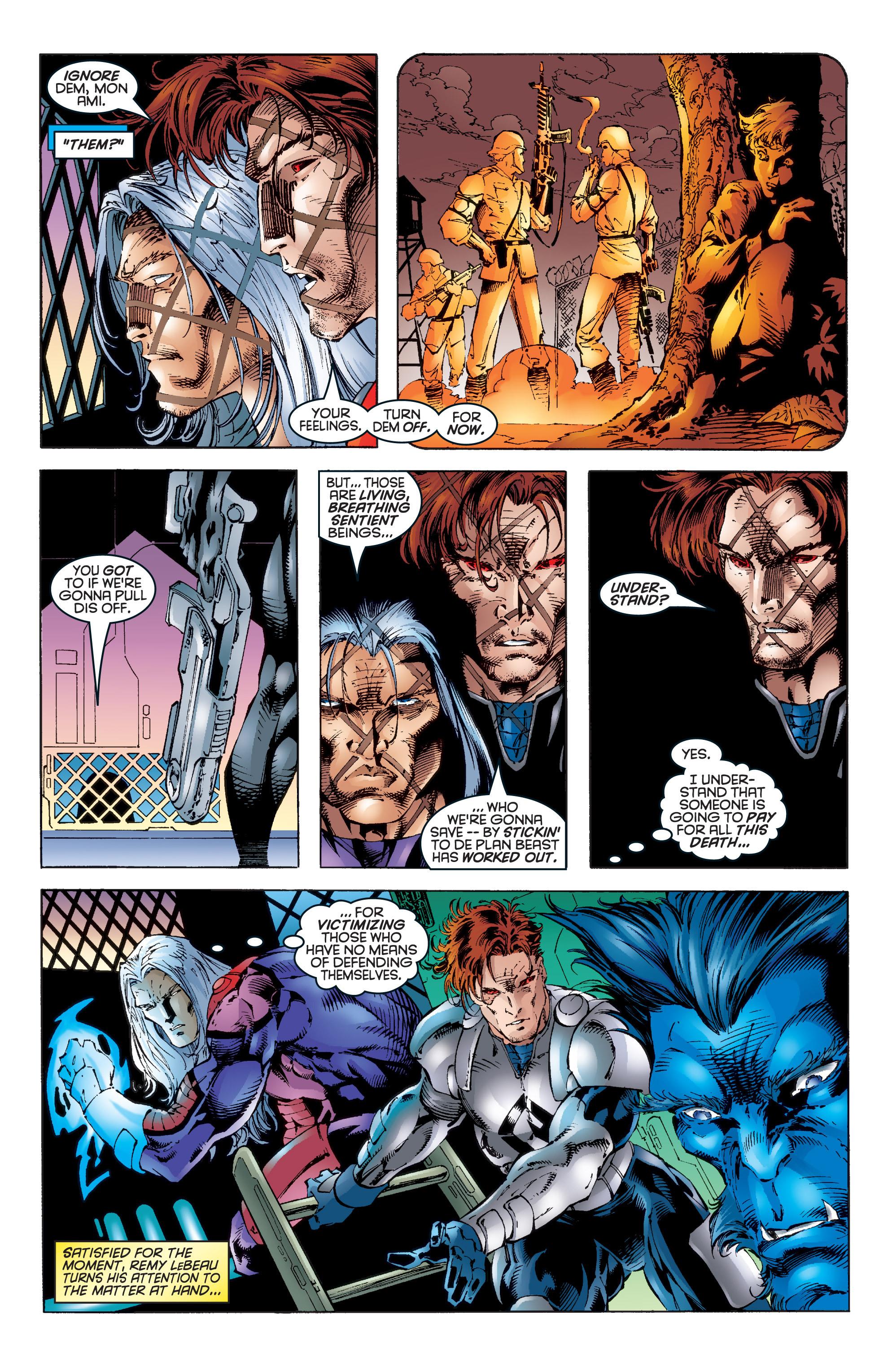 Read online Uncanny X-Men (1963) comic -  Issue #344 - 14