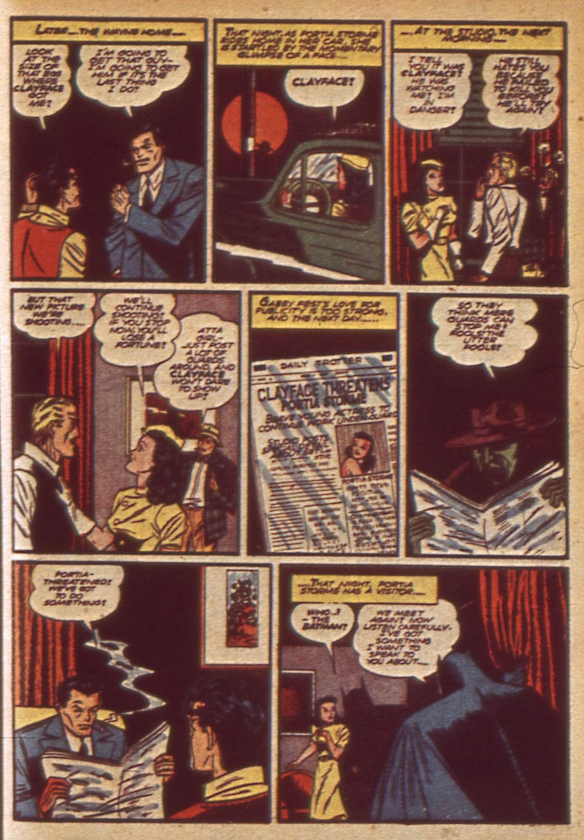 Read online Detective Comics (1937) comic -  Issue #49 - 11