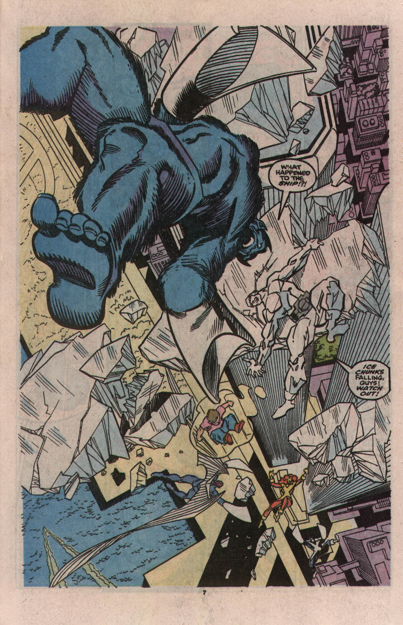 Read online X-Factor (1986) comic -  Issue # _ Annual 5 - 7