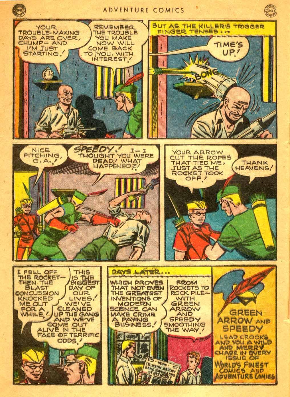 Read online Adventure Comics (1938) comic -  Issue #121 - 29