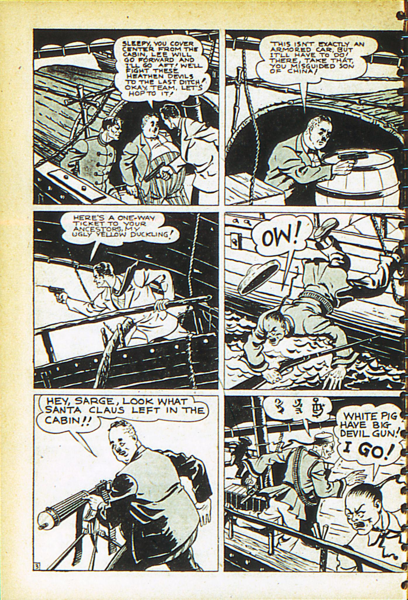 Read online Adventure Comics (1938) comic -  Issue #26 - 49