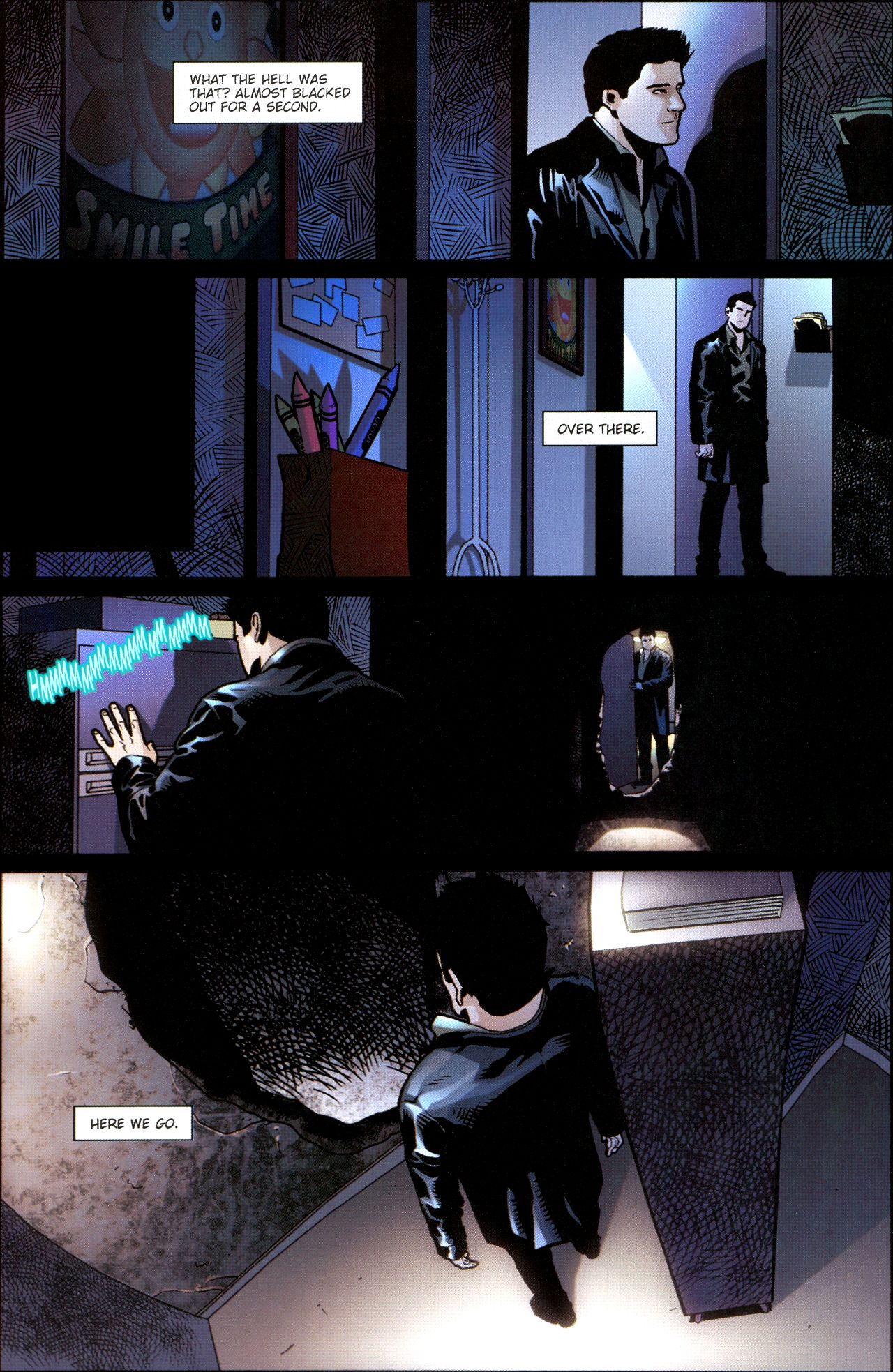 Read online Angel: Smile Time comic -  Issue #1 - 20