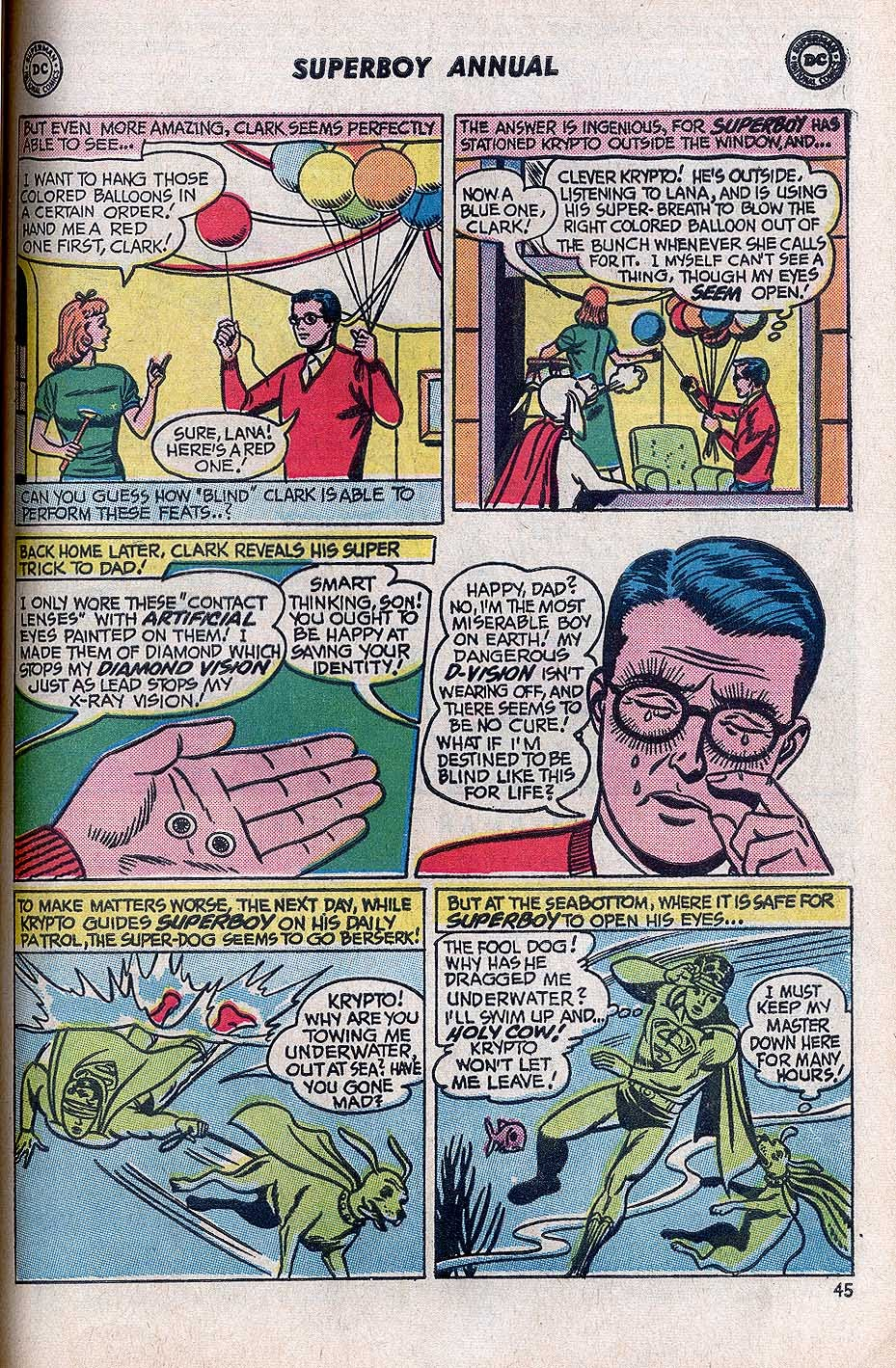 Superboy (1949) issue Annual 1 - Page 47