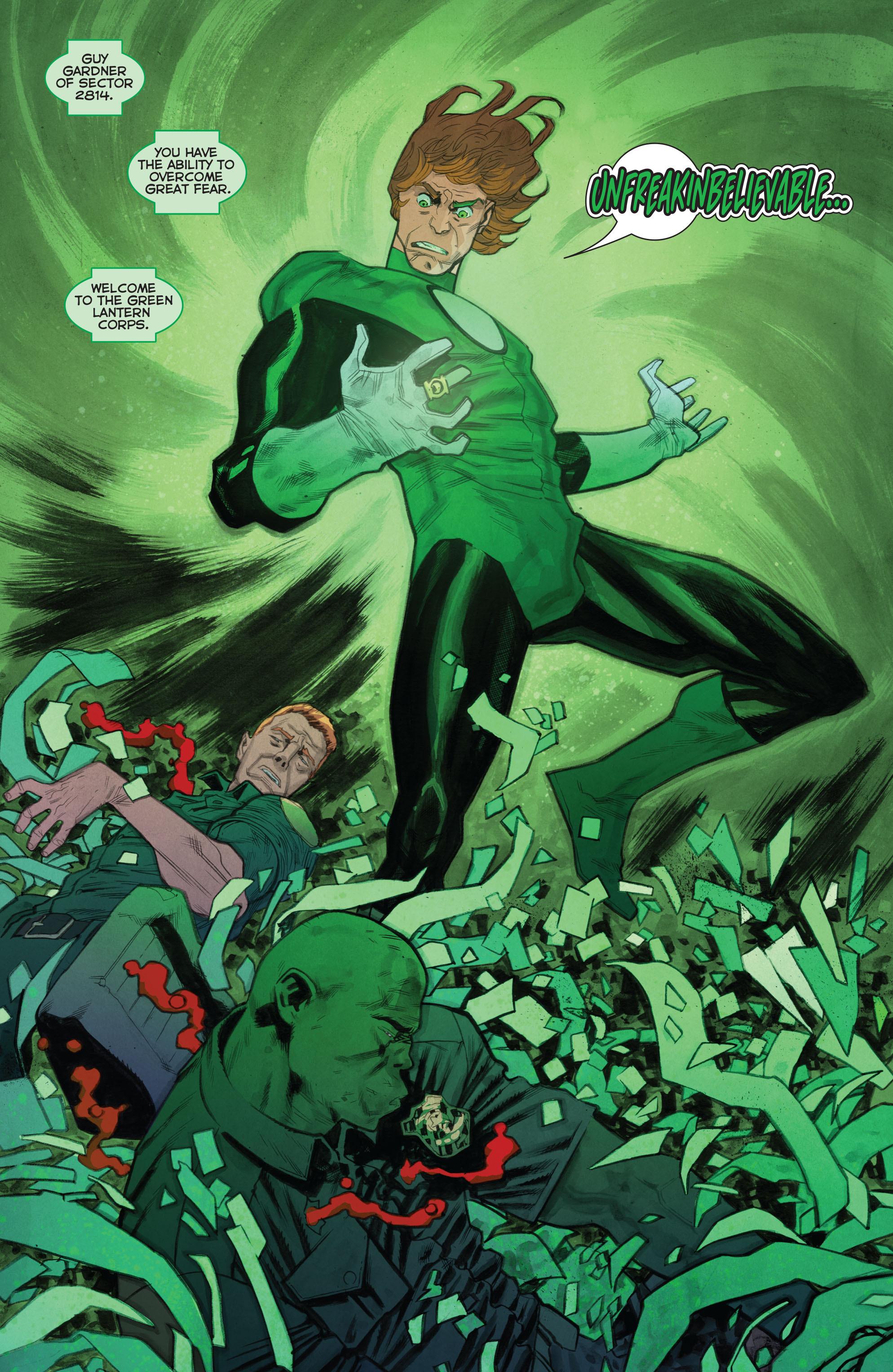 Read online Secret Origins (2014) comic -  Issue #11 - 9