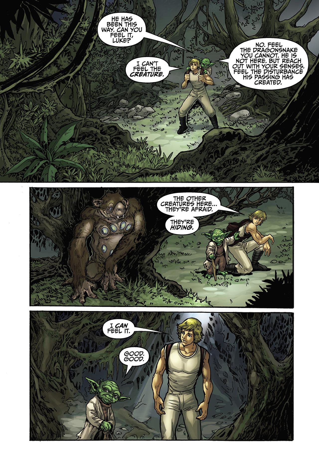 Read online Star Wars Omnibus comic -  Issue # Vol. 33 - 201