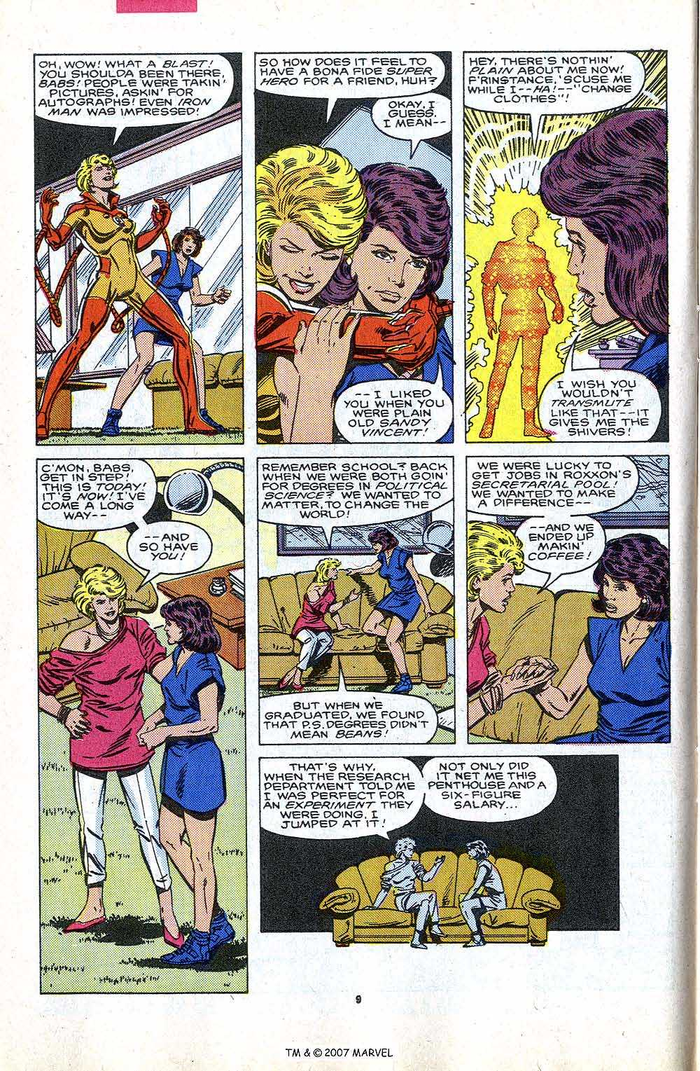 Iron Man Annual issue 9 - Page 12