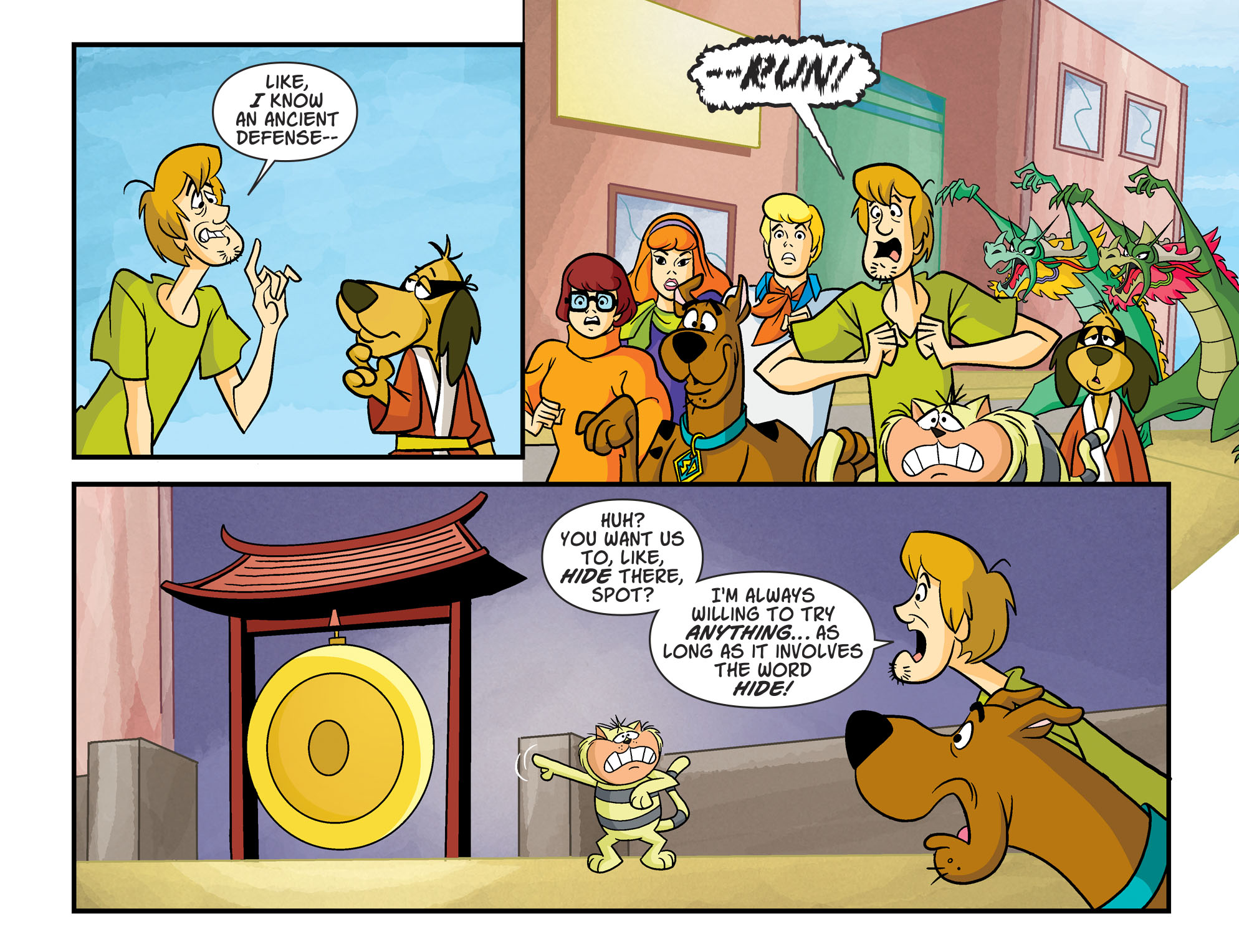Read online Scooby-Doo! Team-Up comic -  Issue #52 - 6
