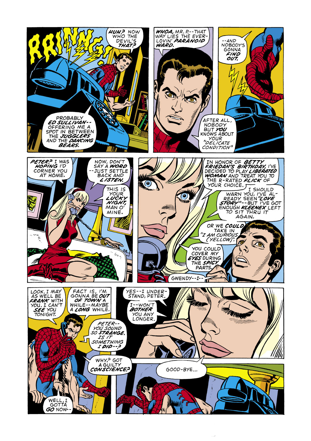 The Amazing Spider-Man (1963) 101 Page 3