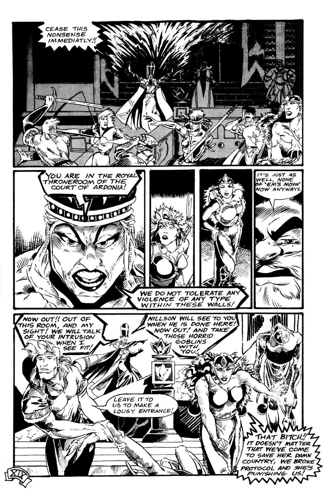 The Realm (1986) issue 20 - Page 23