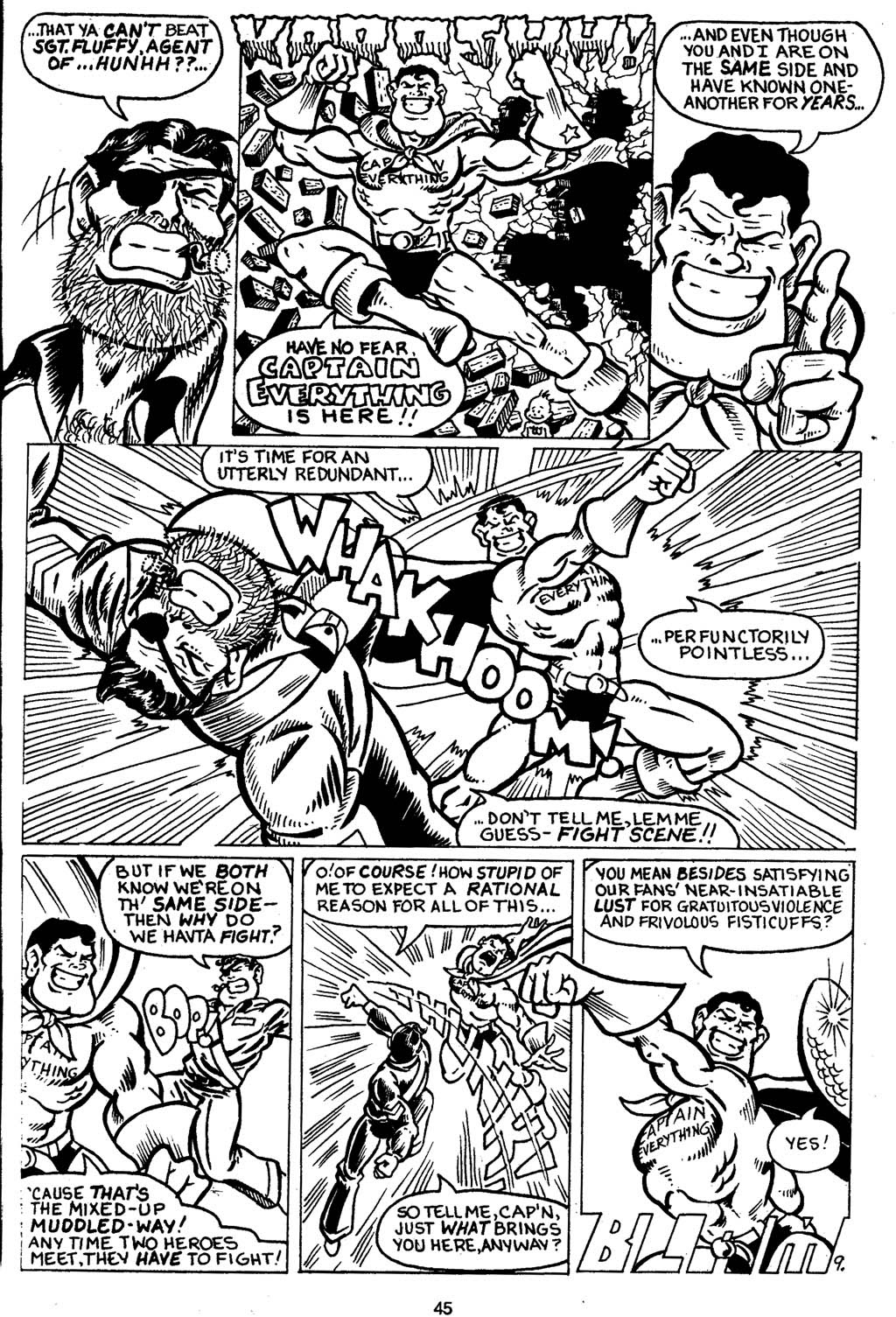 Read online Normalman - The Novel comic -  Issue # TPB (Part 1) - 49