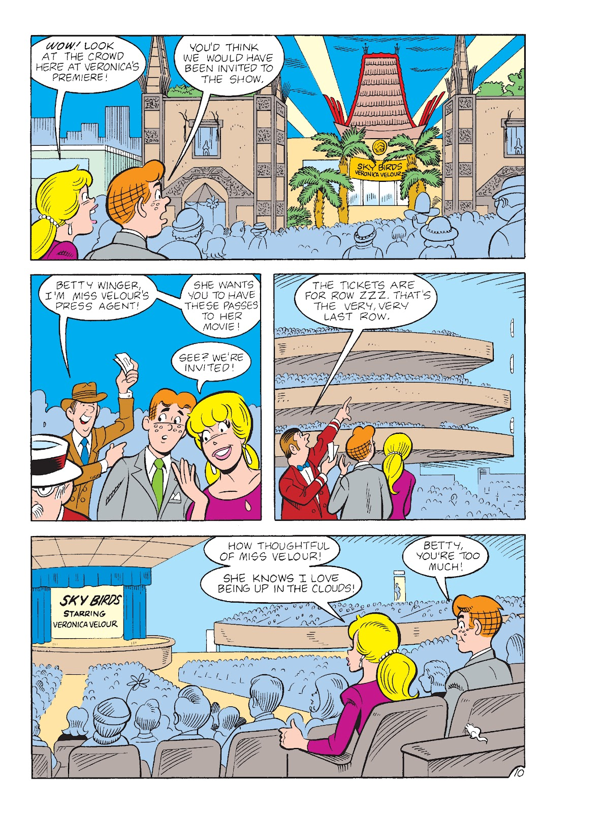Betty and Veronica Double Digest issue 290 - Page 98