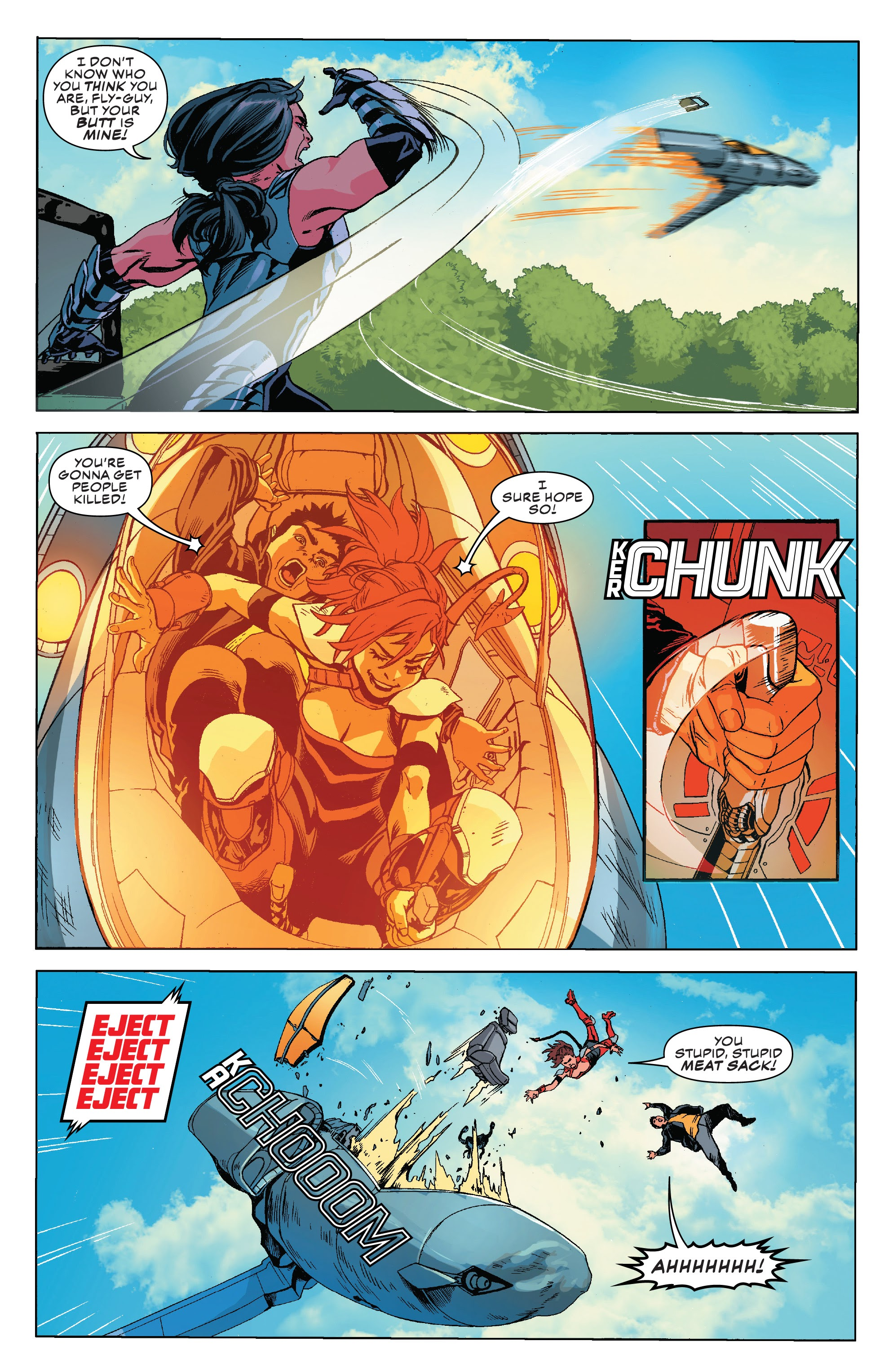 Read online Champions (2019) comic -  Issue #8 - 8