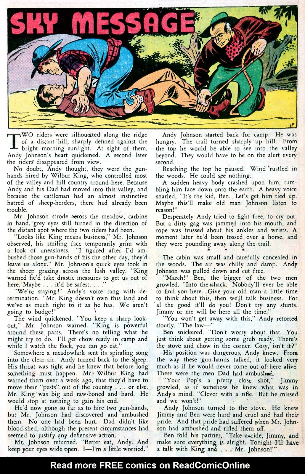 Read online Famous Funnies comic -  Issue #149 - 15