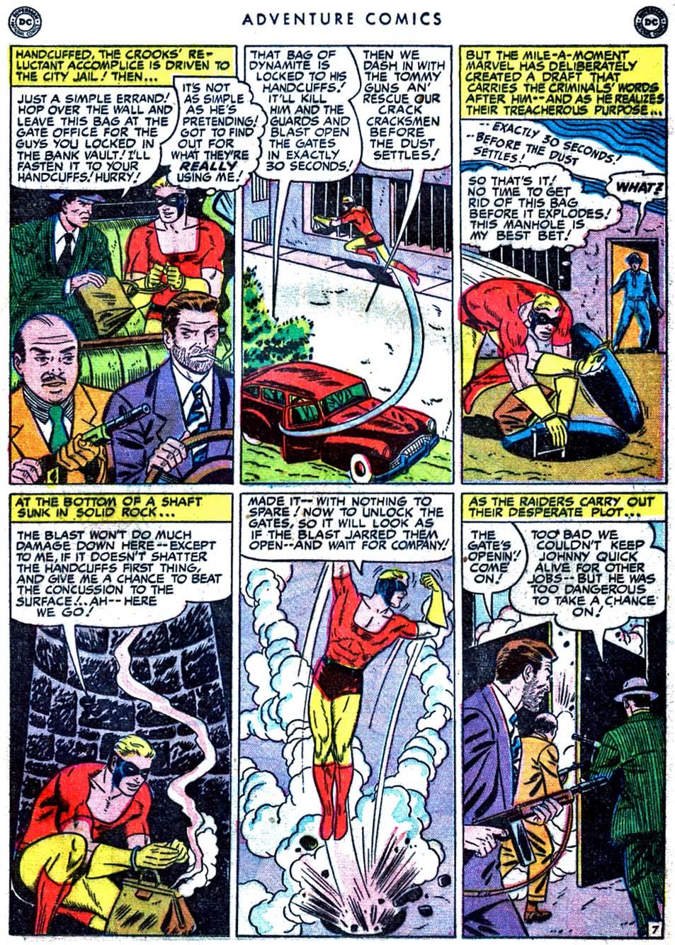 Read online Adventure Comics (1938) comic -  Issue #163 - 31