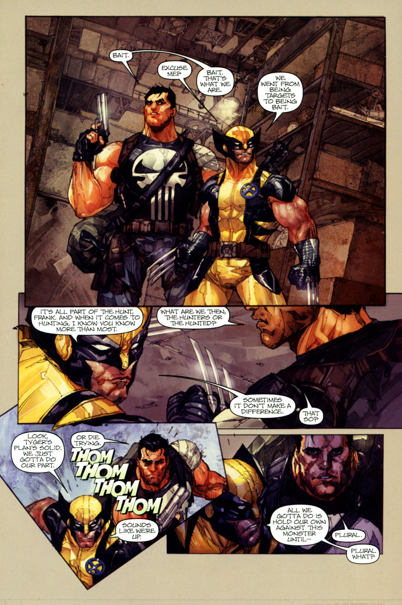 Read online Astonishing Tales (2009) comic -  Issue #4 - 7