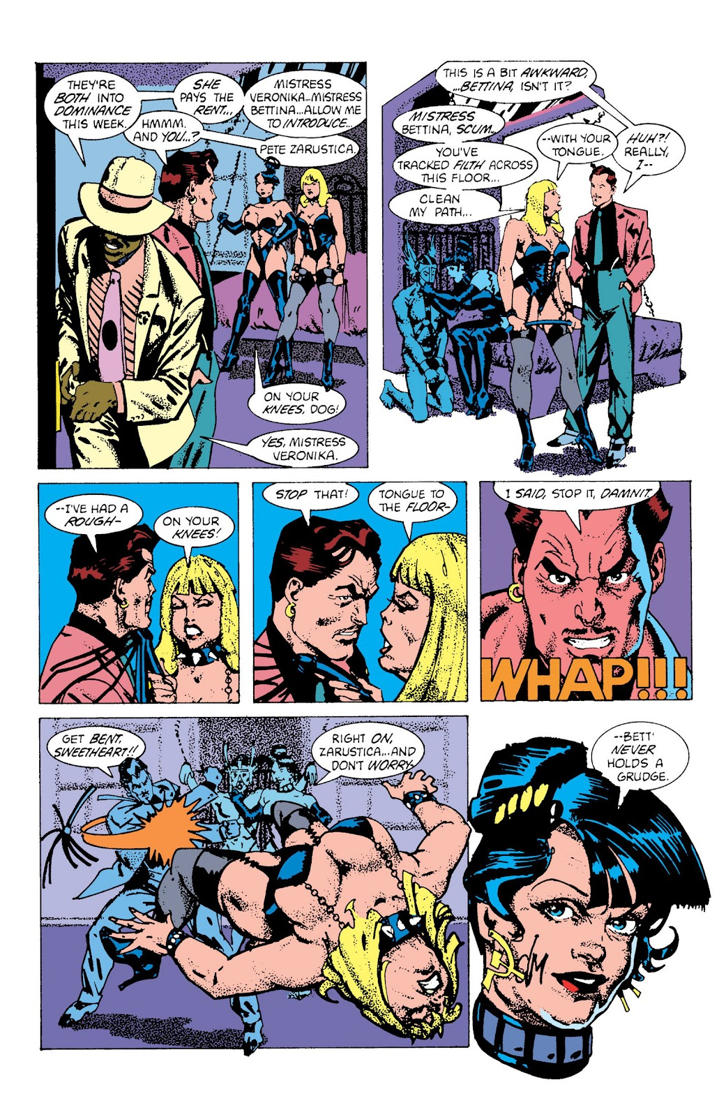 American Flagg! issue Definitive Collection (Part 2) - Page 59