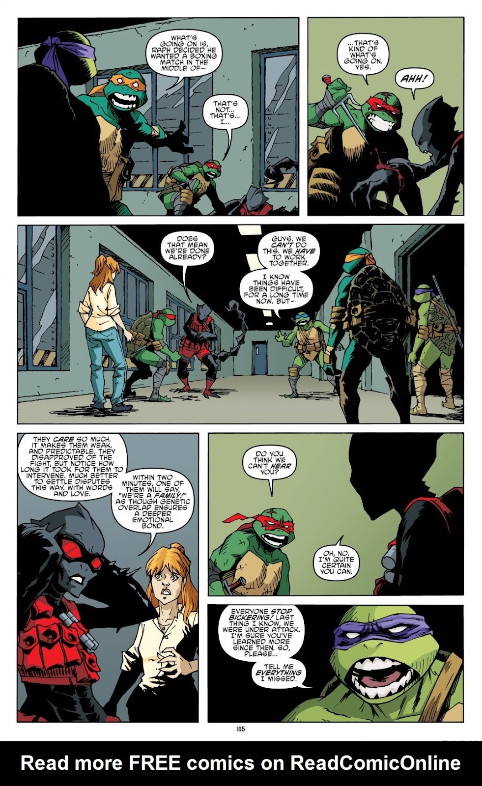 Read online Teenage Mutant Ninja Turtles: The IDW Collection comic -  Issue # TPB 8 (Part 2) - 64