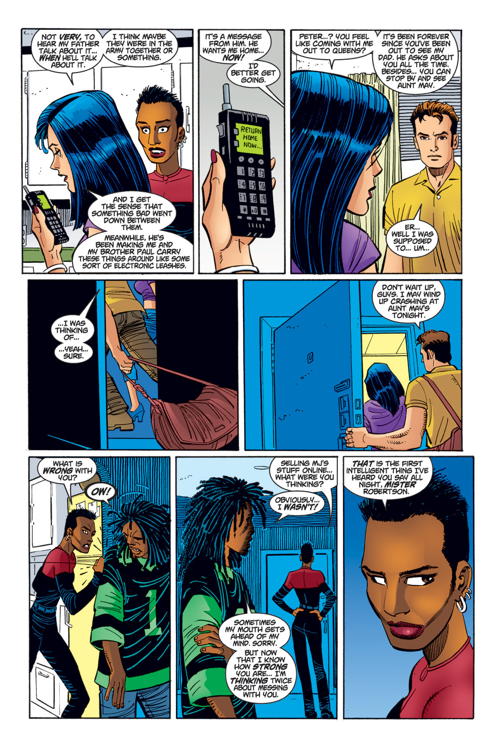 The Amazing Spider-Man (1999) 22 Page 5