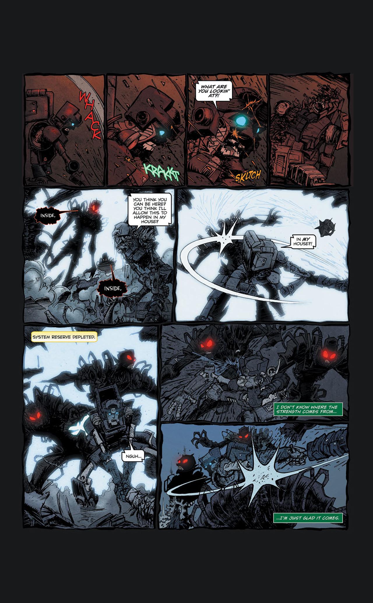 Read online Transformers Spotlight: Kup comic -  Issue # Full - 17