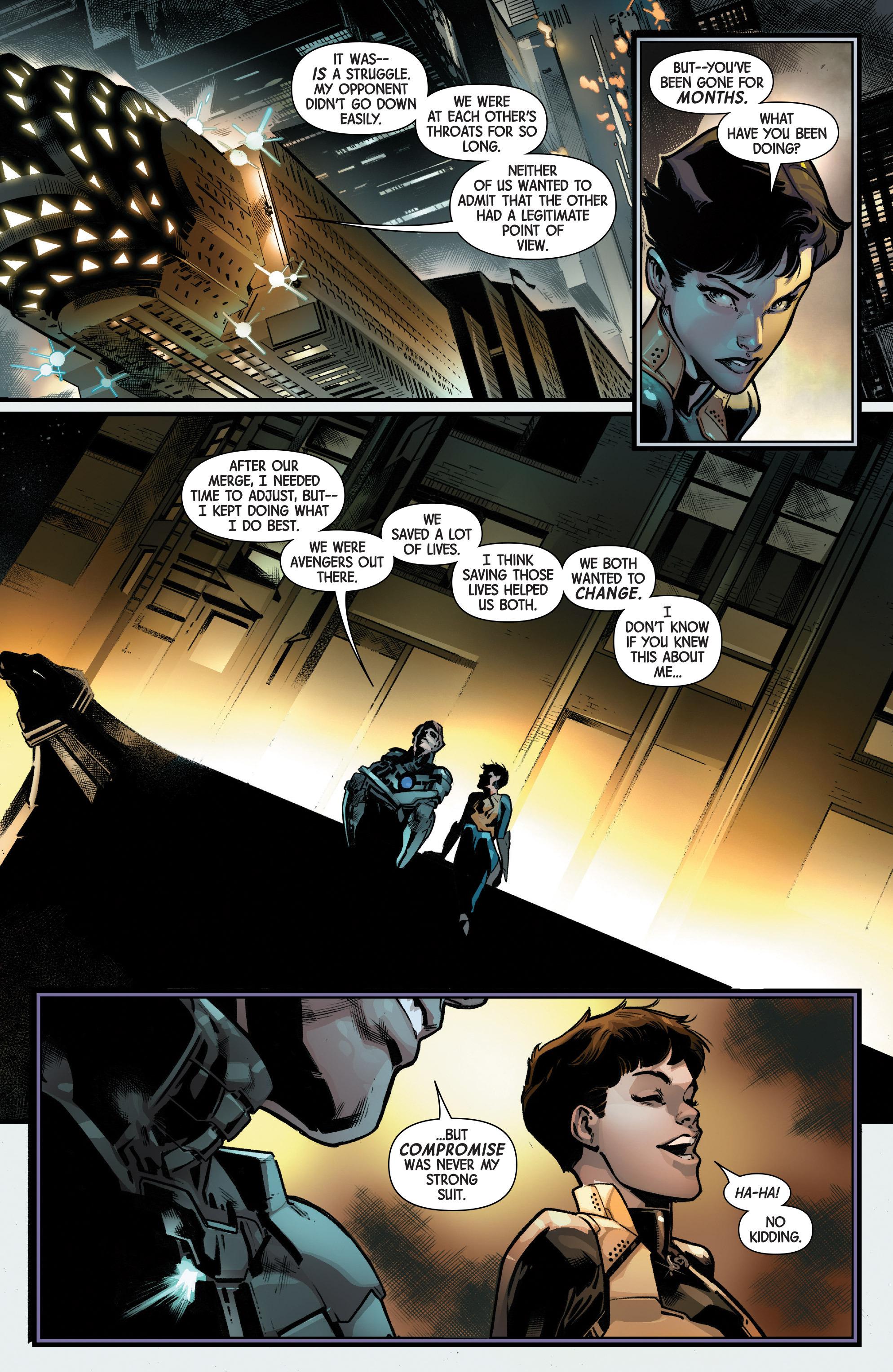 Read online Uncanny Avengers [II] comic -  Issue #10 - 8