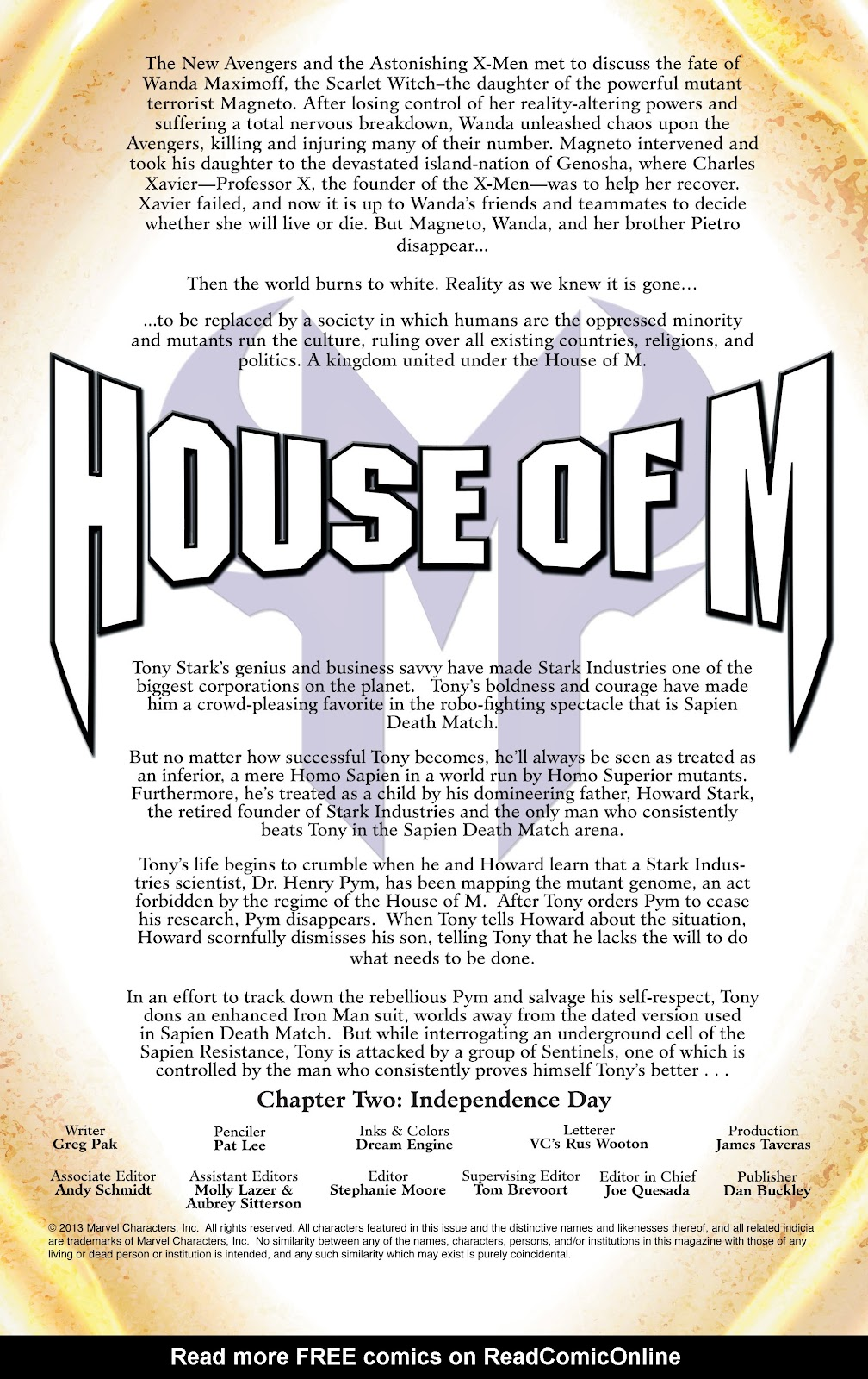 Iron Man: House of M Issue #2 #2 - English 2